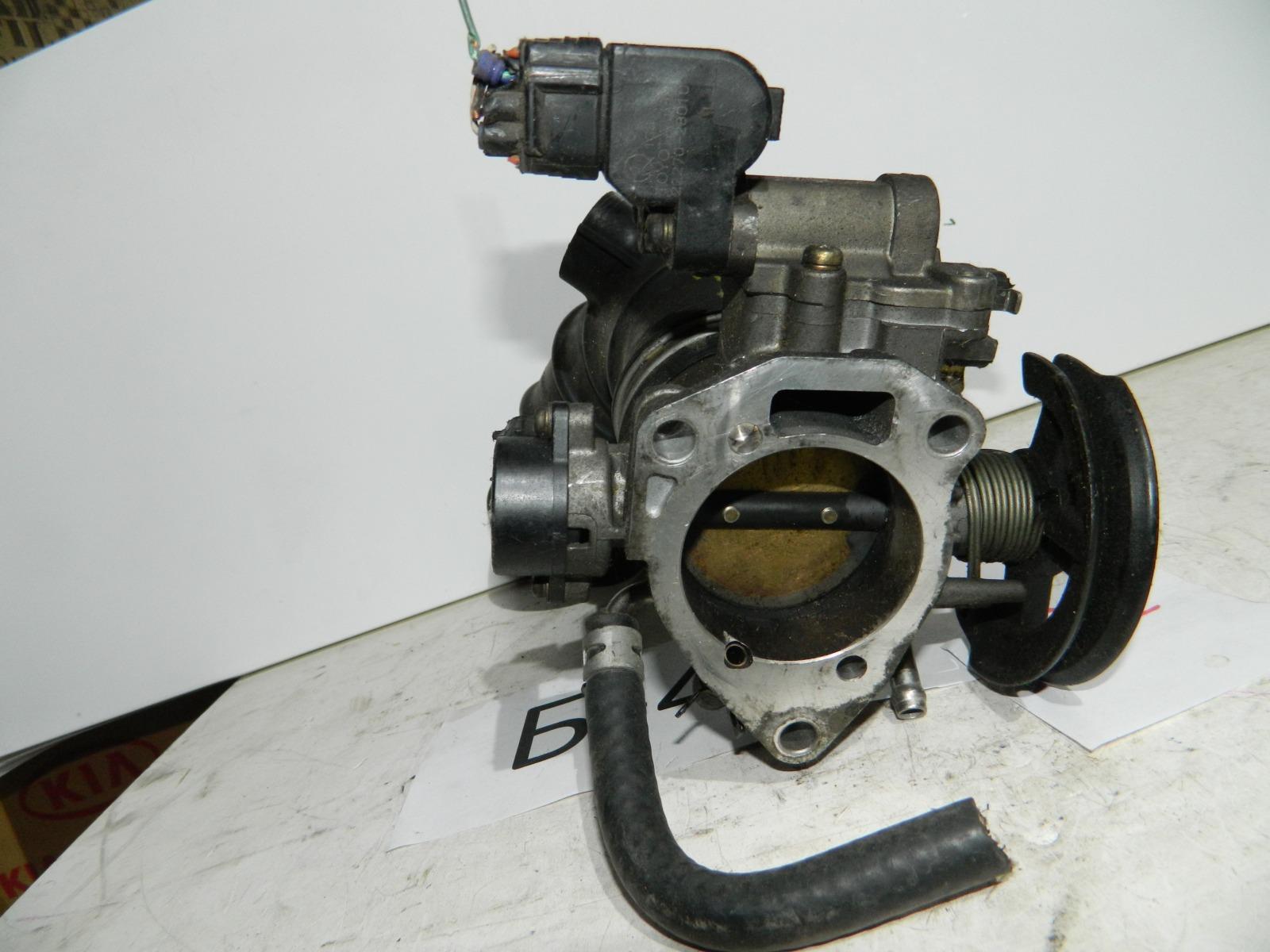 Дроссельная заслонка Toyota Mark Ii GX100 1G-FE (б/у)