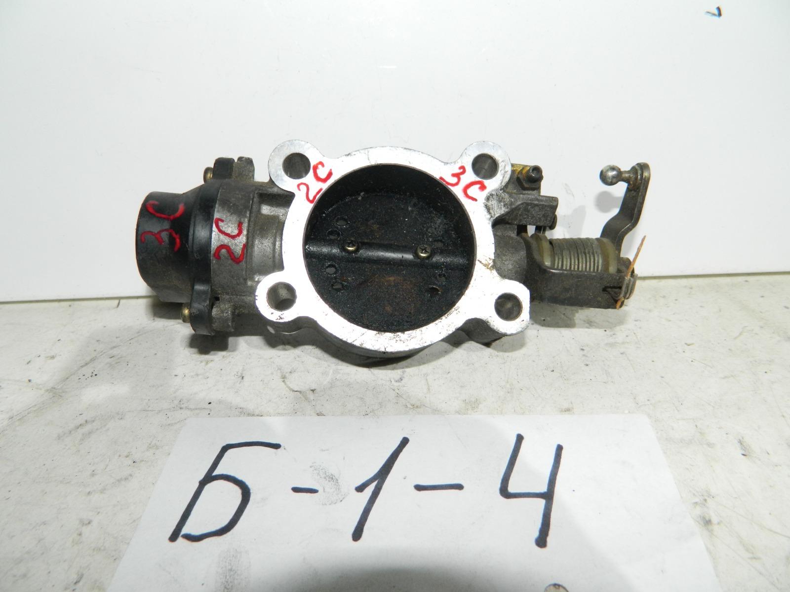 Дроссельная заслонка Toyota Caldina CT190 3CTE (б/у)
