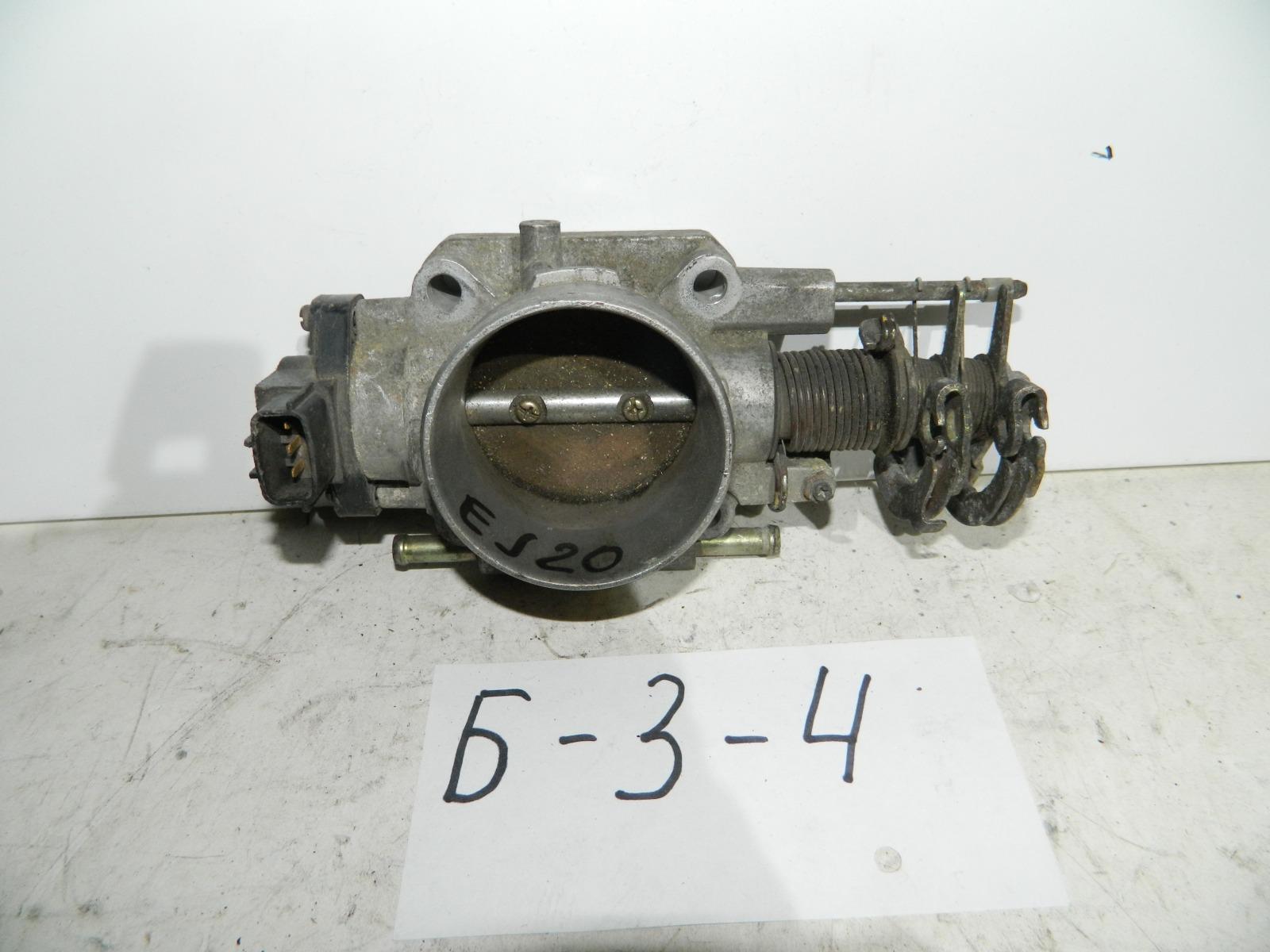 Дроссельная заслонка Subaru Legacy BG5 EJ20E (б/у)