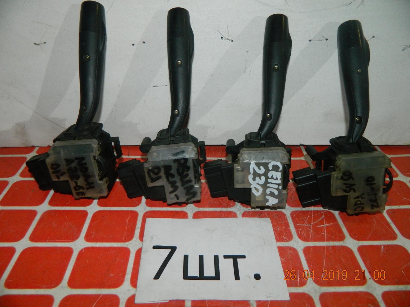 Переключатель поворотов Toyota Celica ZZT230 (б/у)