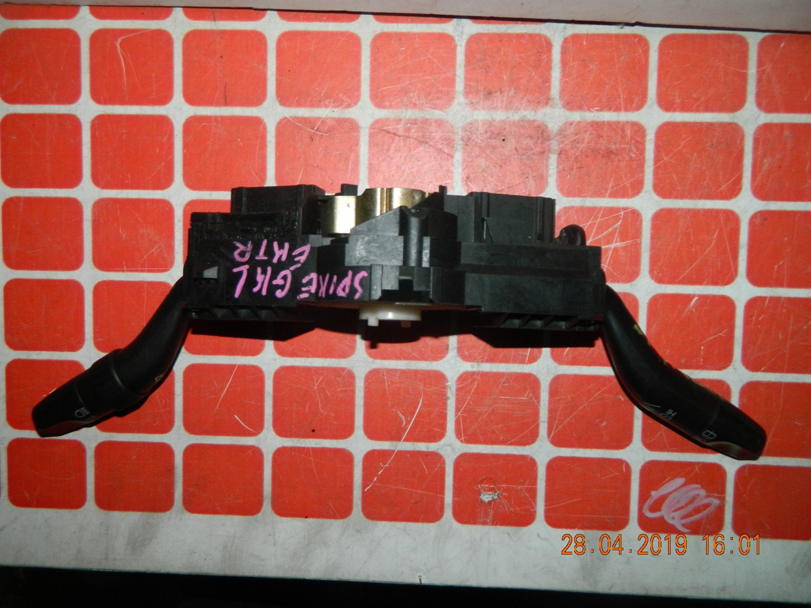Переключатель поворотов Honda Spike GK1 (б/у)
