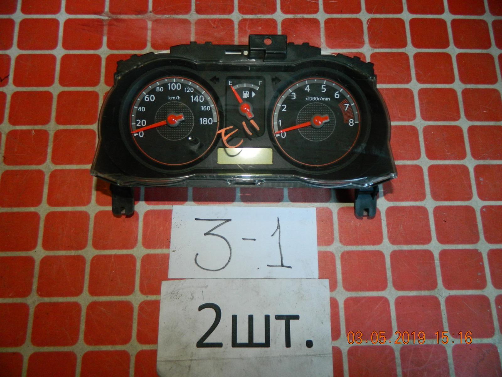 Панель приборов Nissan Note E11 (б/у)