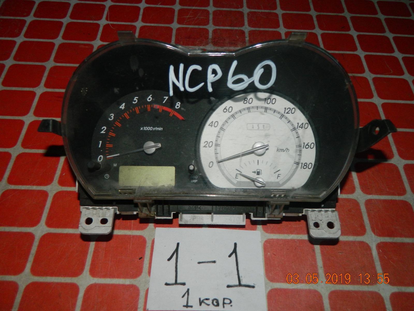 Панель приборов Toyota Ist NSP60 (б/у)