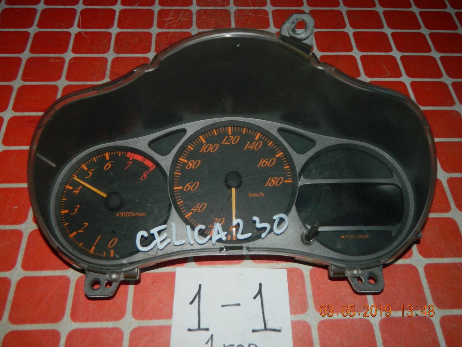 Панель приборов Toyota Celica ZZT230 (б/у)