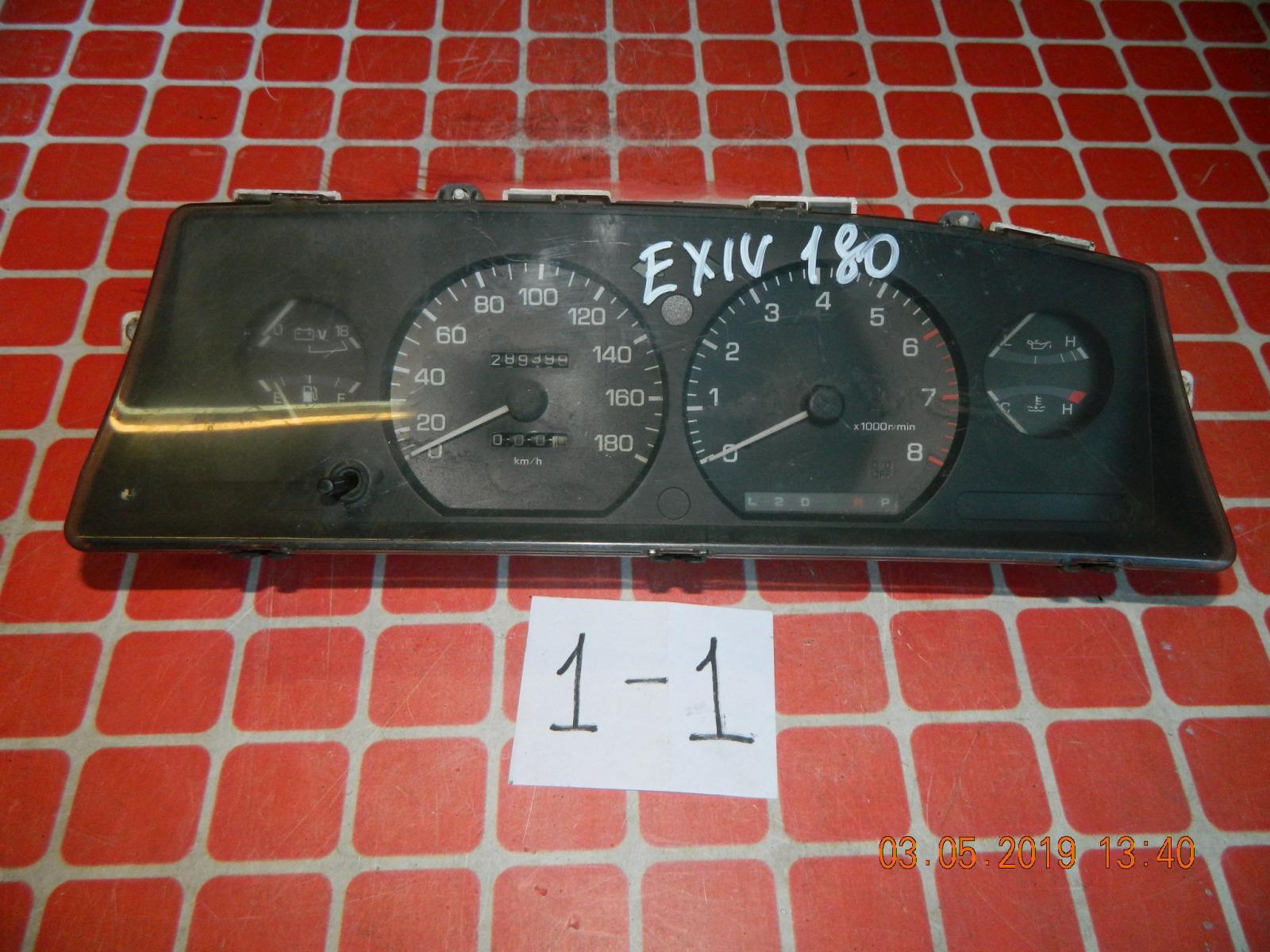 Панель приборов Toyota Corona Exiv ST180 (б/у)