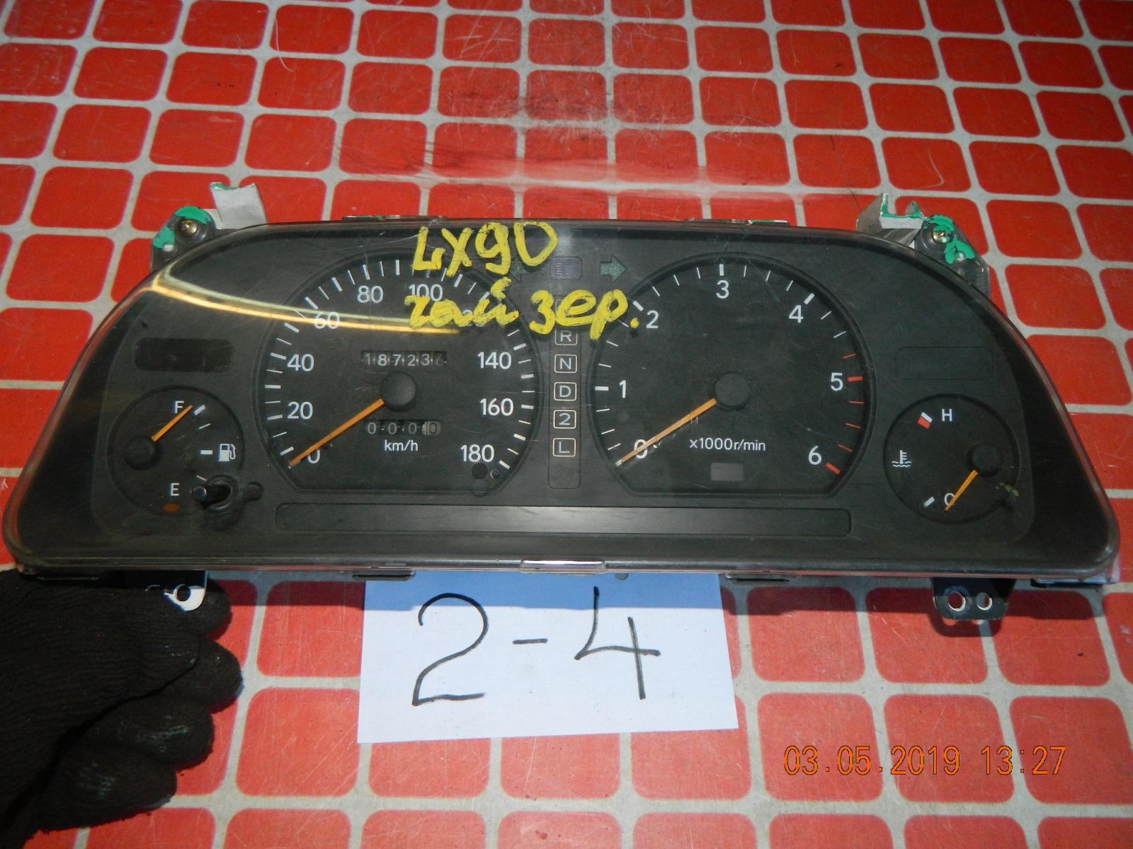 Панель приборов Toyota Chaser JZX90 (б/у)