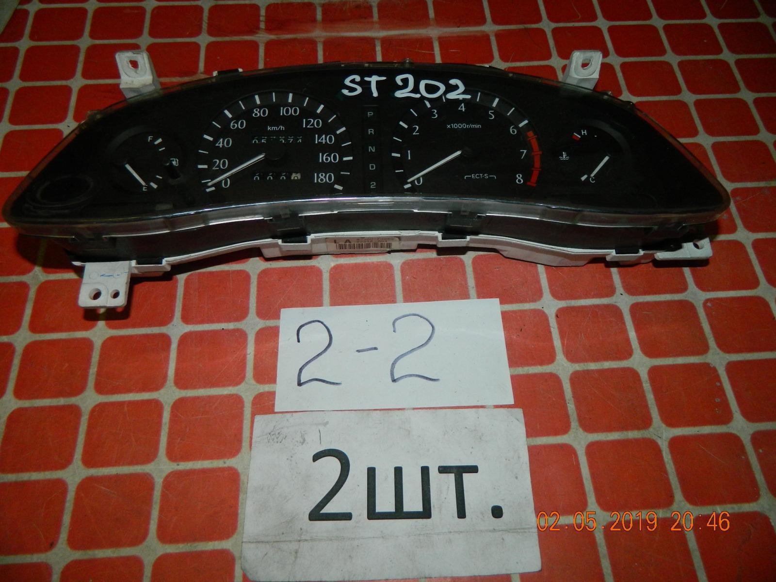 Панель приборов Toyota Celica ST202 (б/у)