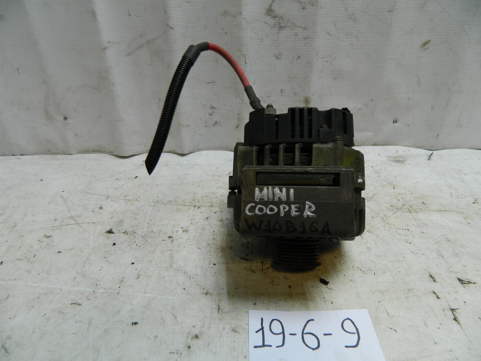 Генератор Bmw Mini Cooper R50 W10 (б/у)