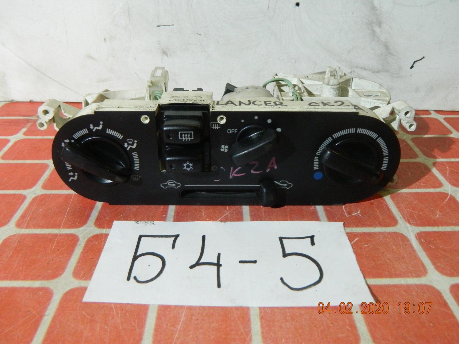 Блок климат-контроля Mitsubishi Lancer CK2A (б/у)