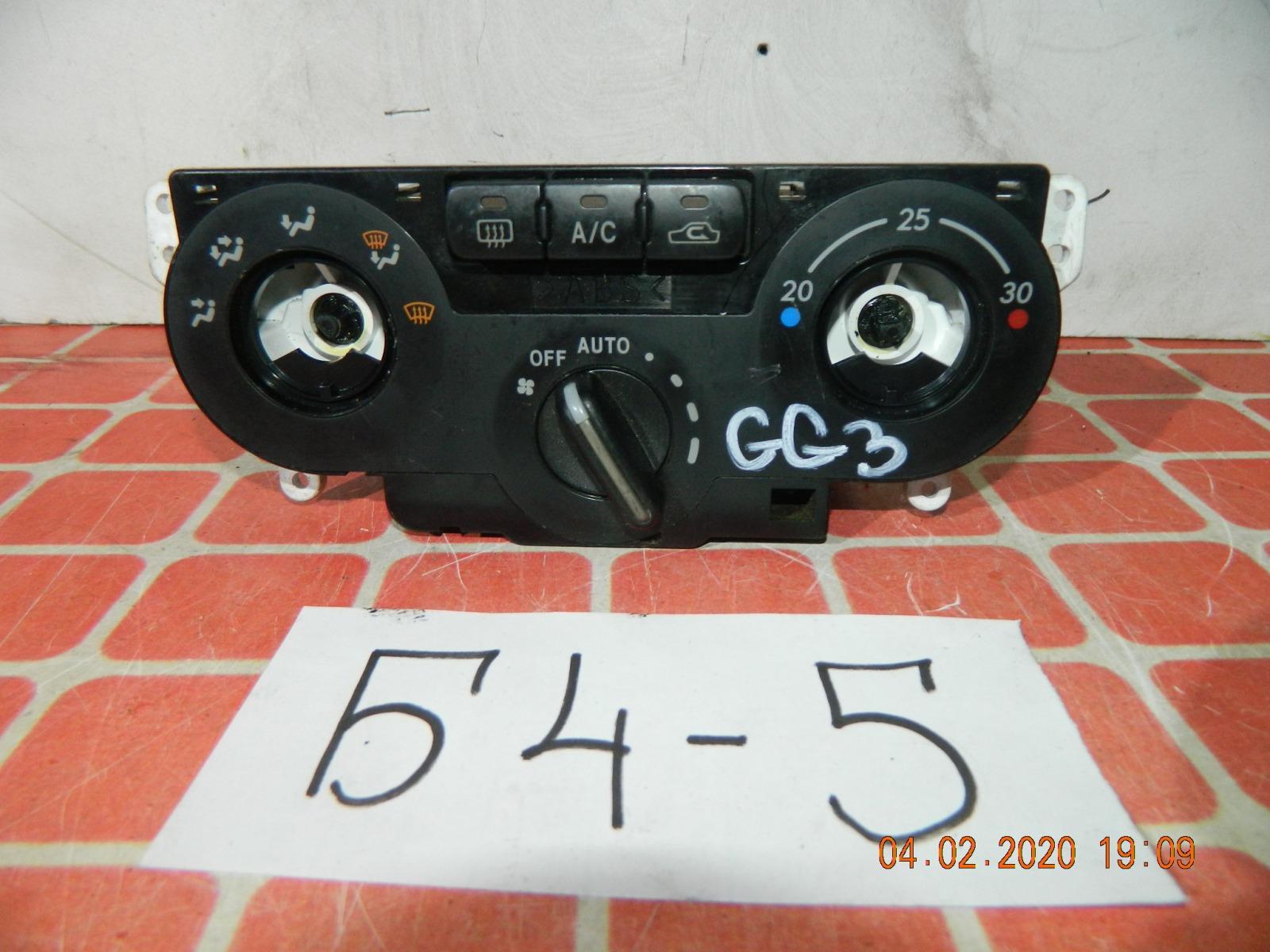 Блок климат-контроля Subaru Impreza GG3 (б/у)