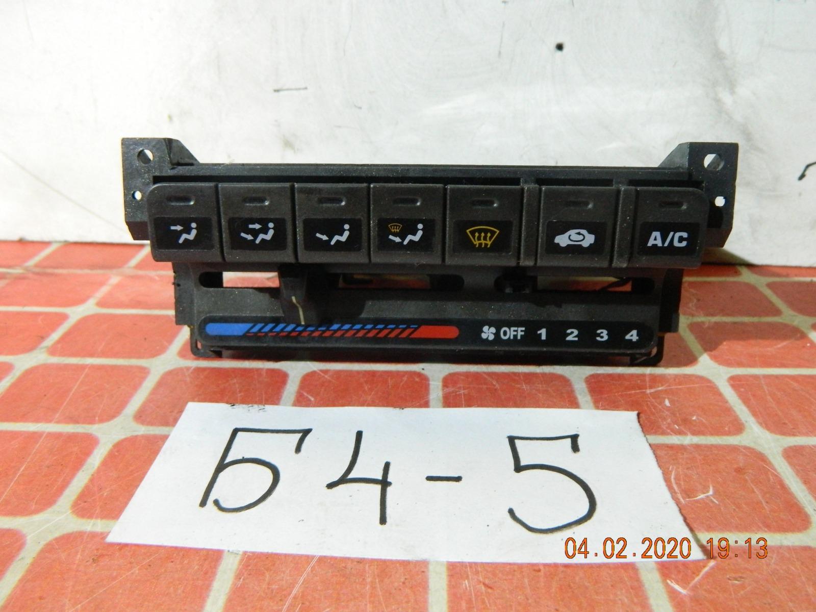 Блок климат-контроля Honda Integra DB6 (б/у)