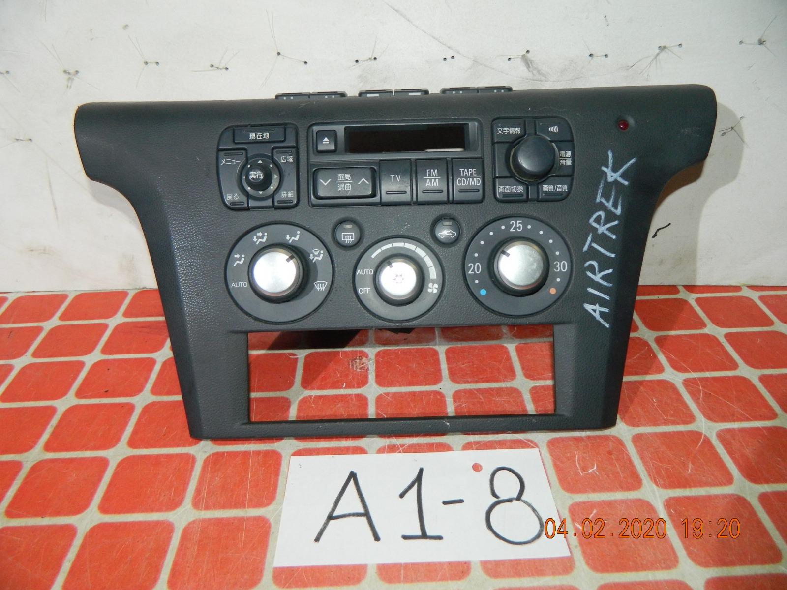 Блок климат-контроля Mitsubishi Airtrek (б/у)
