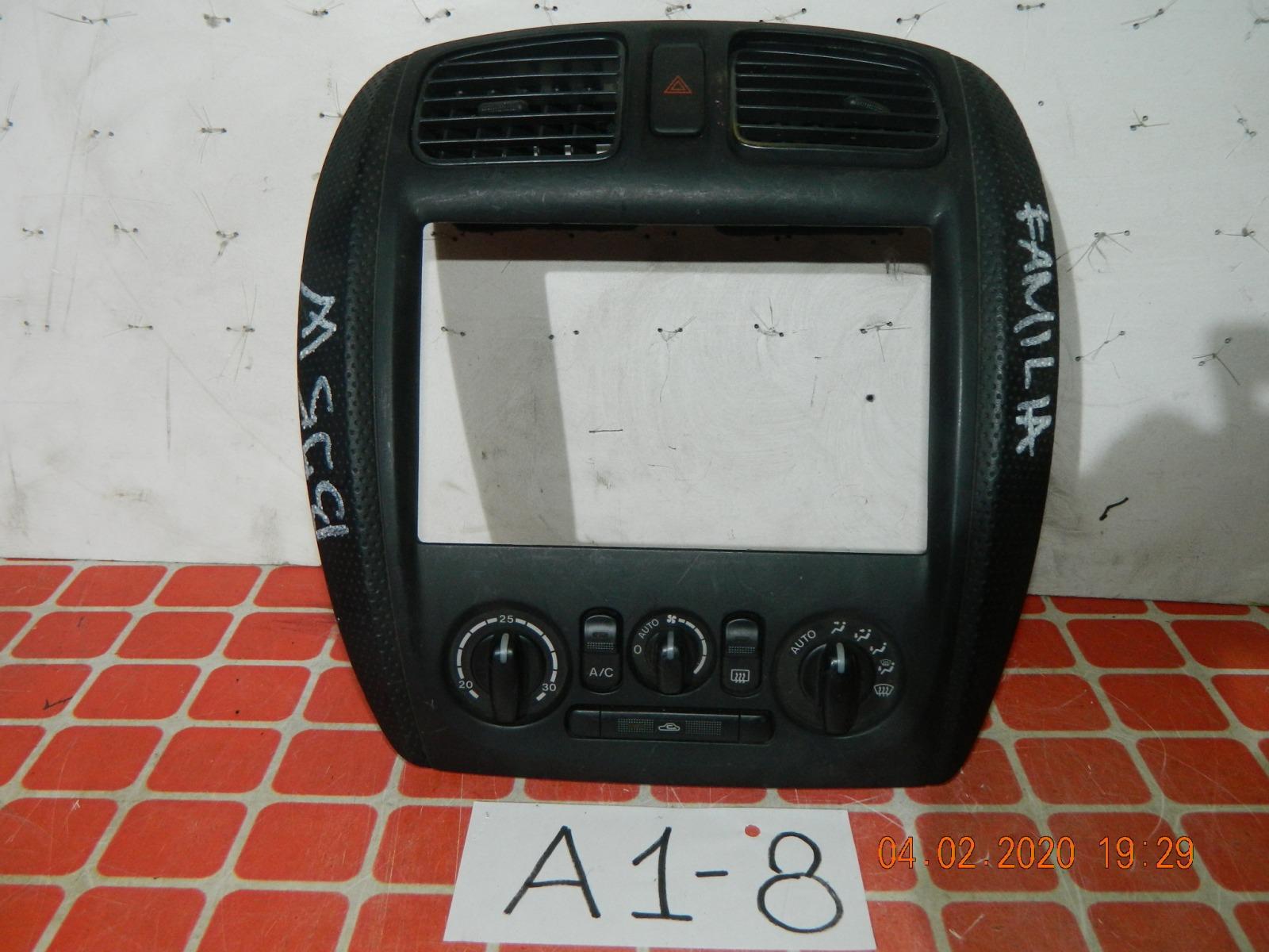 Блок климат-контроля Mazda Familia BJ5W (б/у)