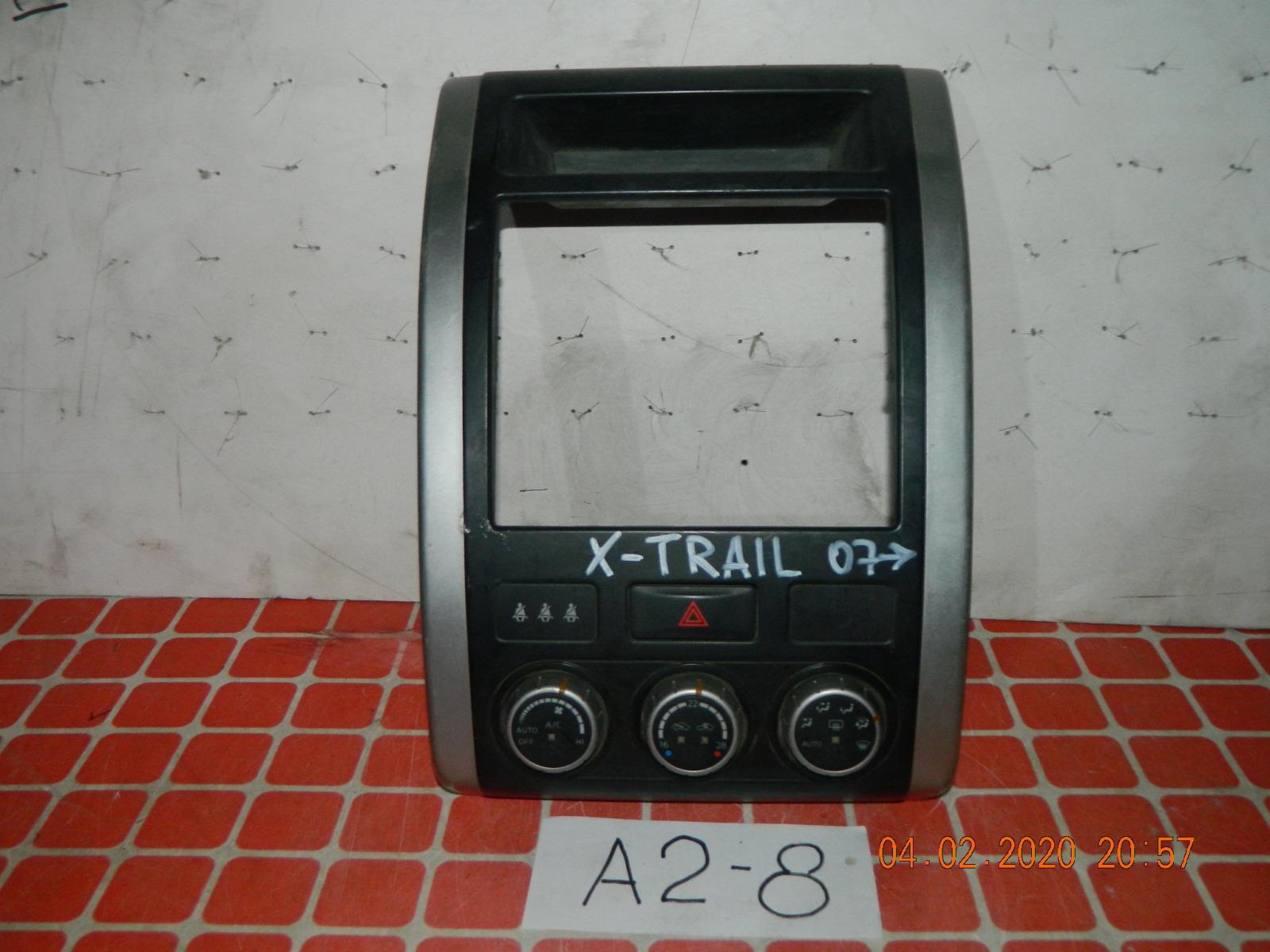 Блок климат-контроля Nissan X-Trail 2007 (б/у)