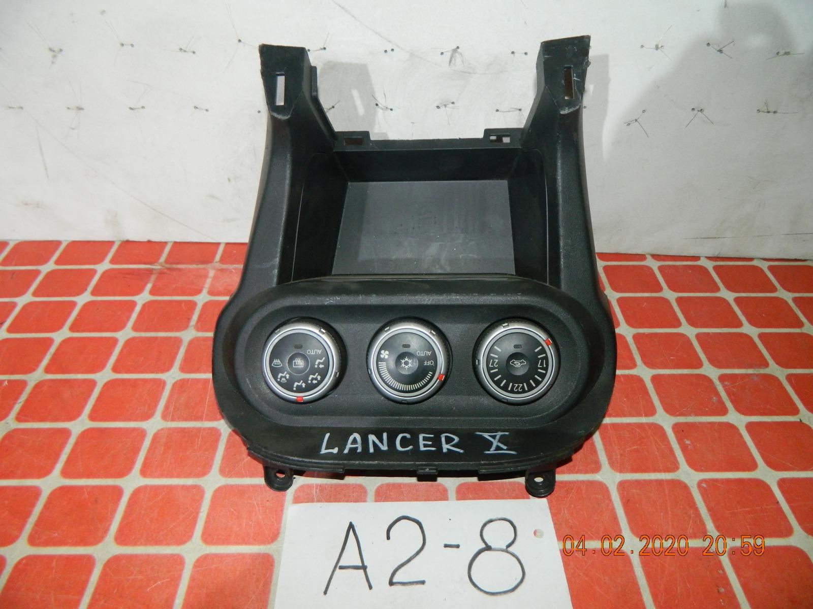 Блок климат-контроля Mitsubishi Lancer X (б/у)