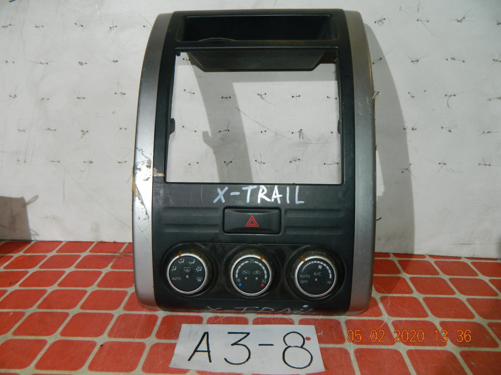 Блок климат-контроля Nissan X-Trail (б/у)