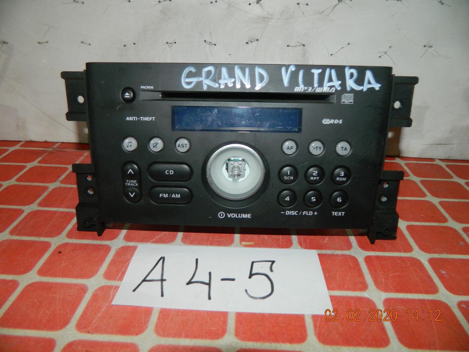 Штатная магнитола Suzuki Grand Vitara (б/у)
