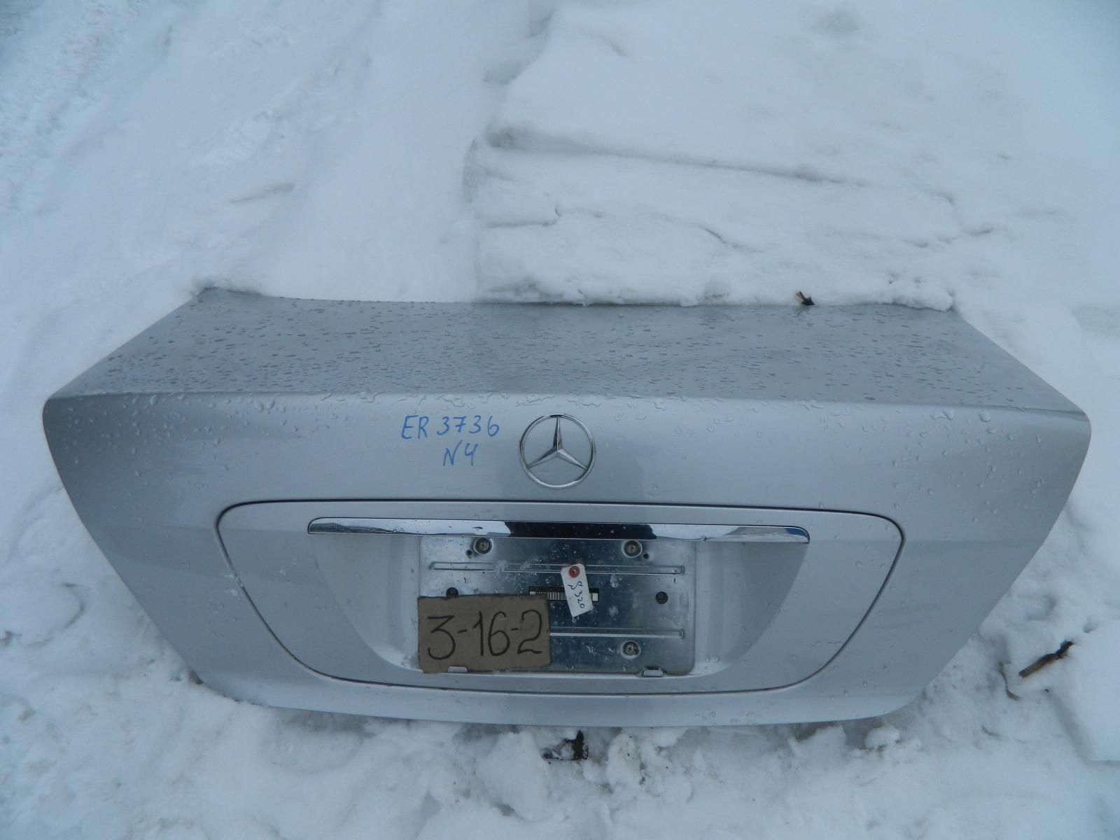 Крышка багажника Mercedes-Benz S50 W220 1998 (б/у)