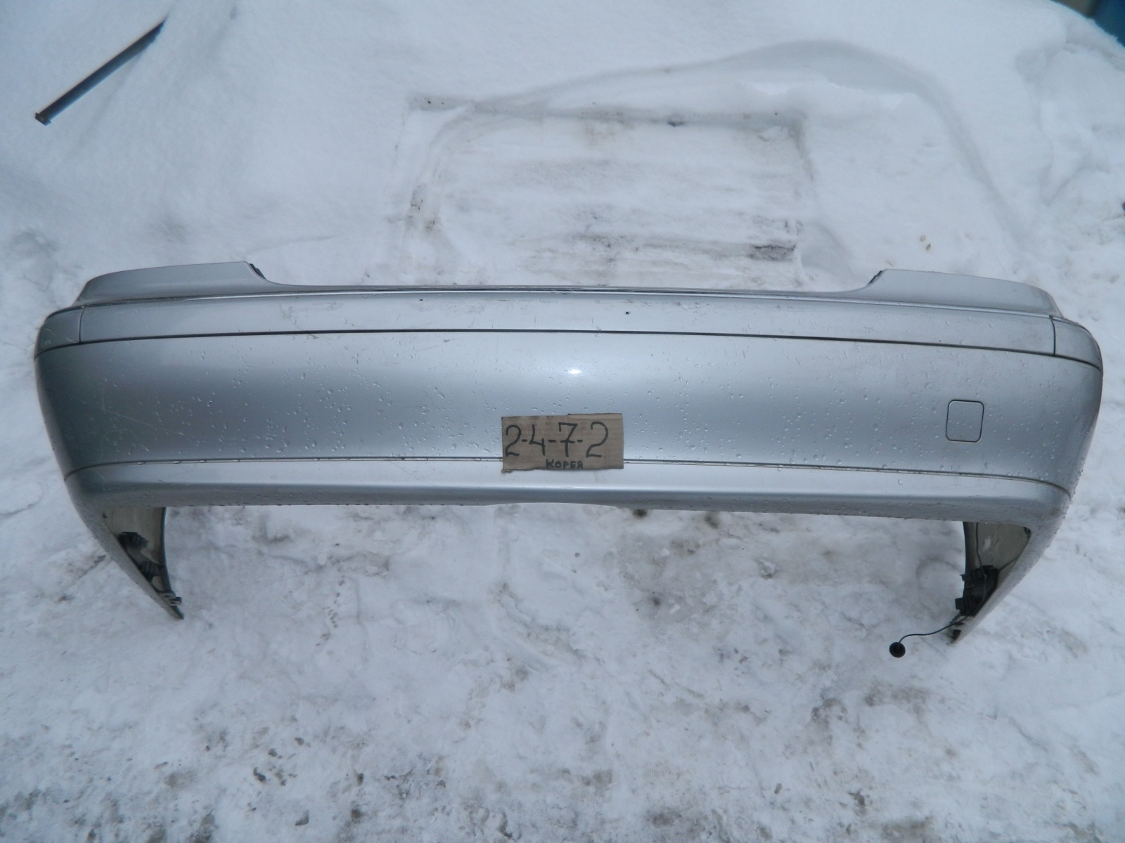 Бампер Mercedes-Benz S320 задний (б/у)