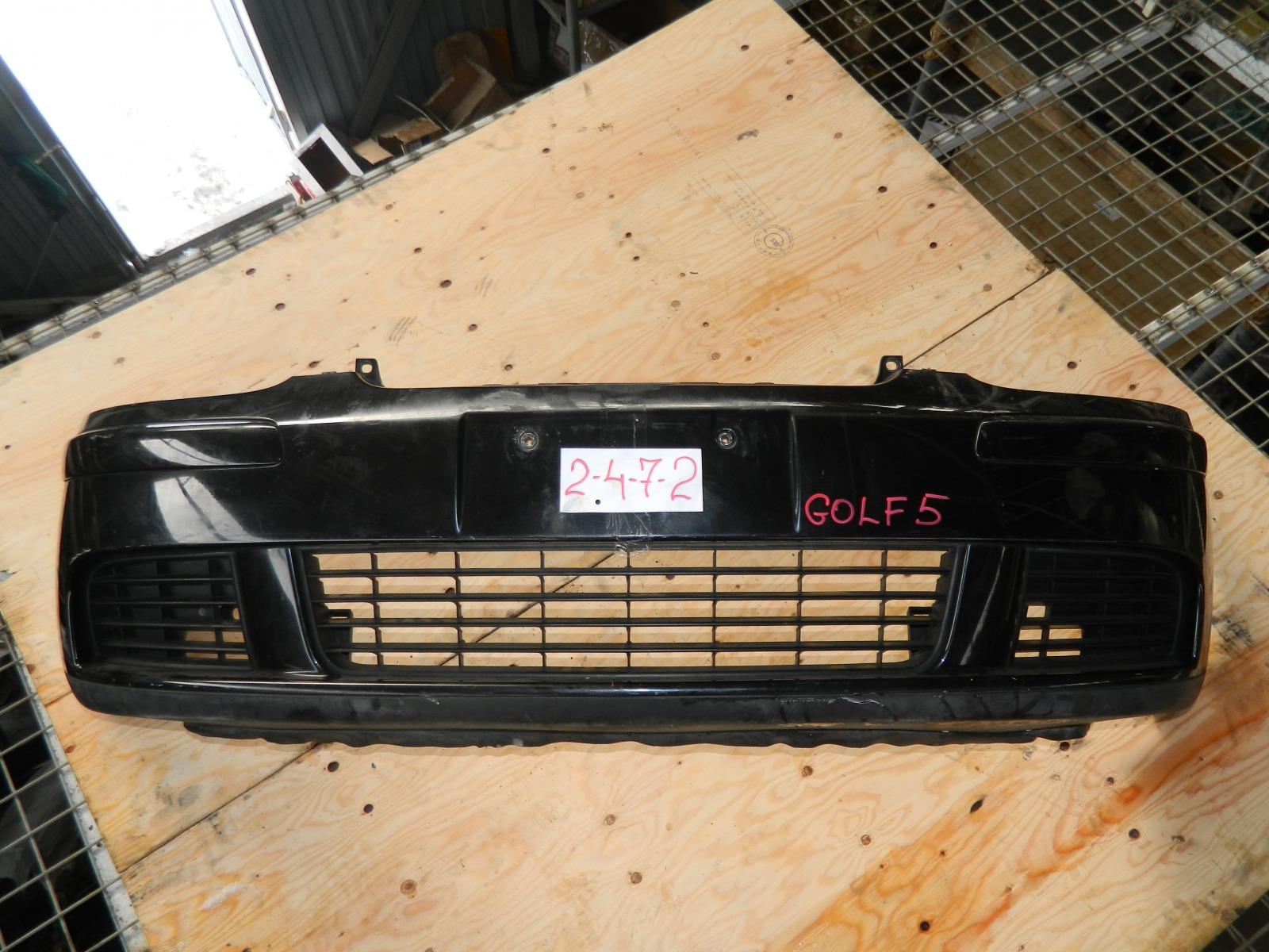 Бампер Volkswagen Golf 5 1K1 передний (б/у)