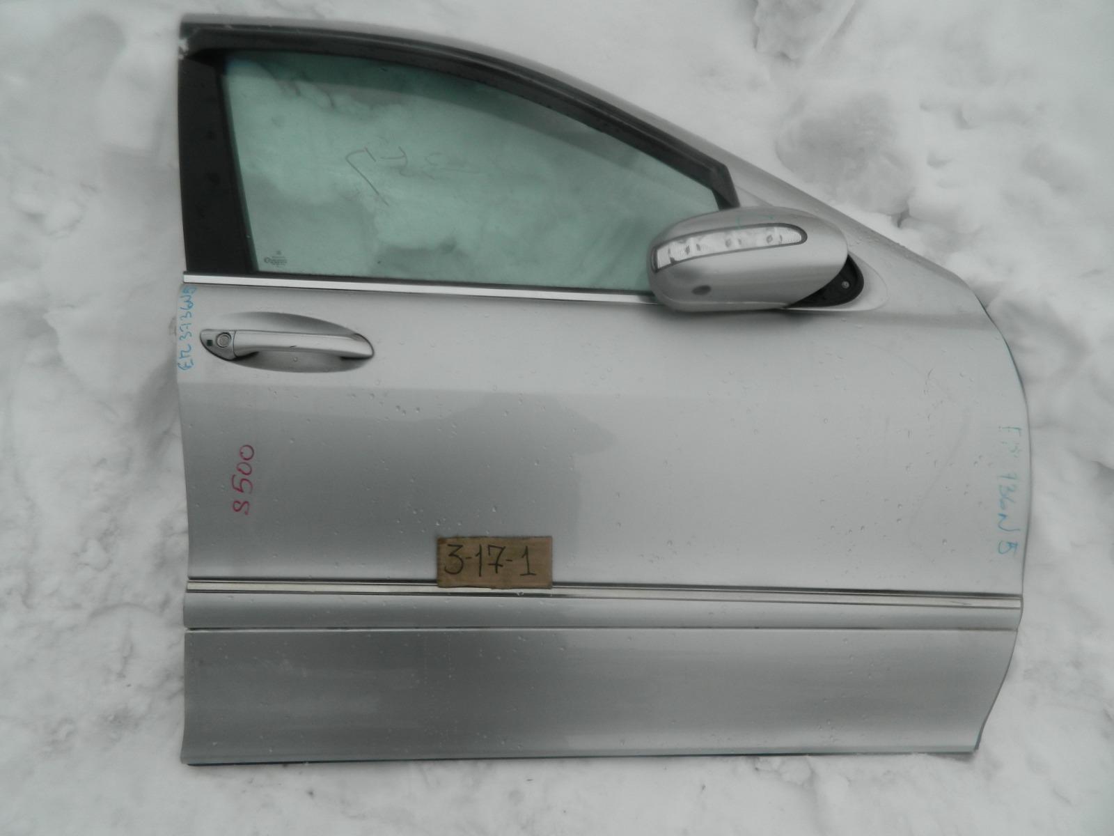Зеркало Mercedes-Benz S500 W220 2002 правое (б/у)