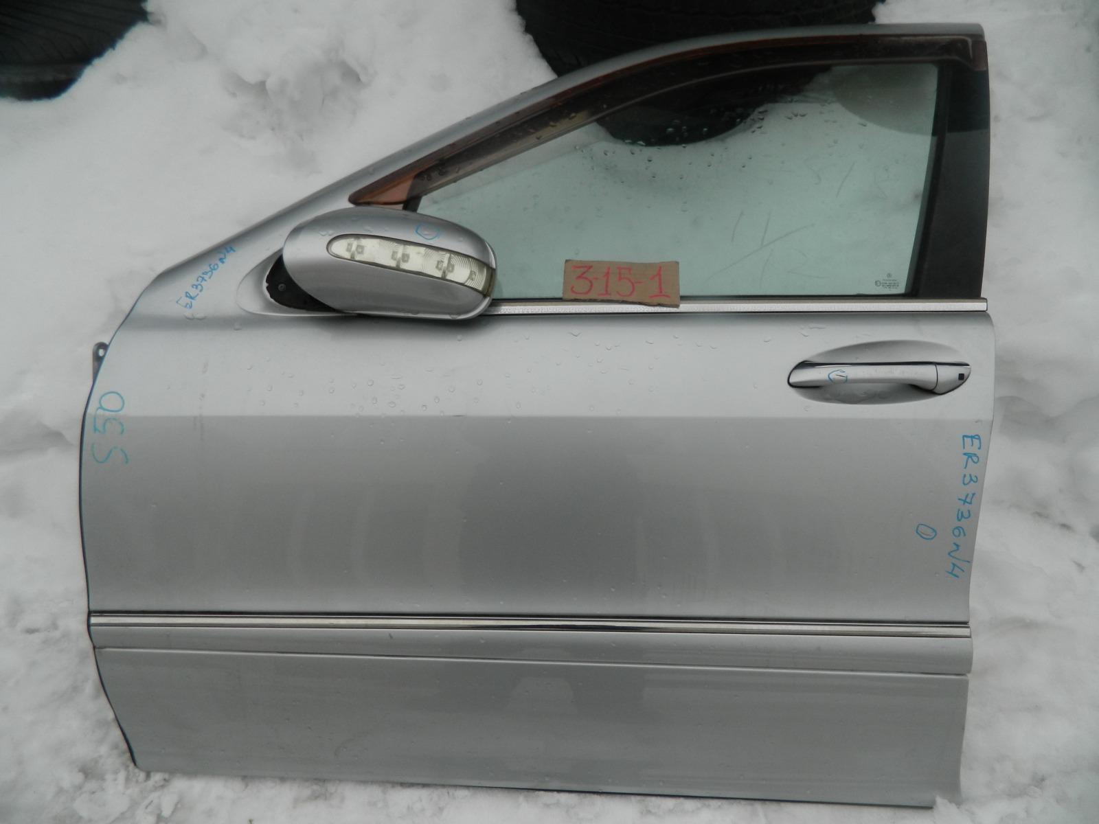 Зеркало Mercedes-Benz S50 W220 1998 левое (б/у)