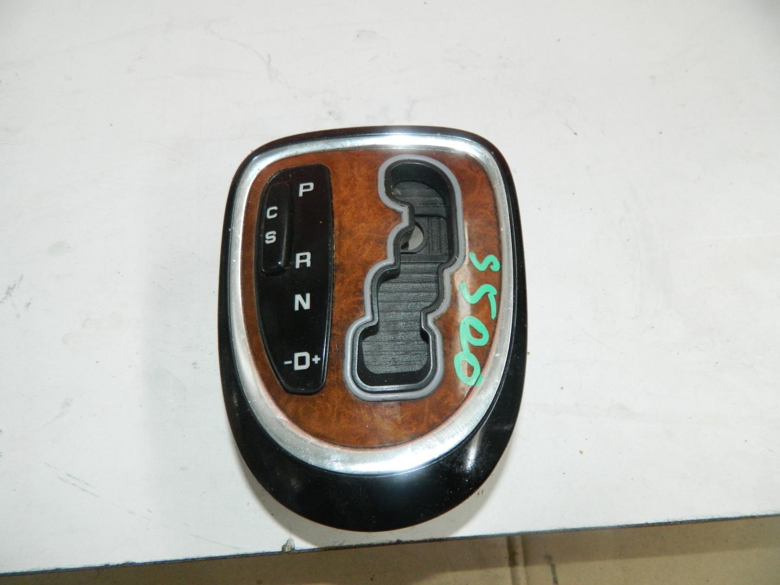 Накладка на кулису Mercedes-Benz S500 W220 2002 (б/у)