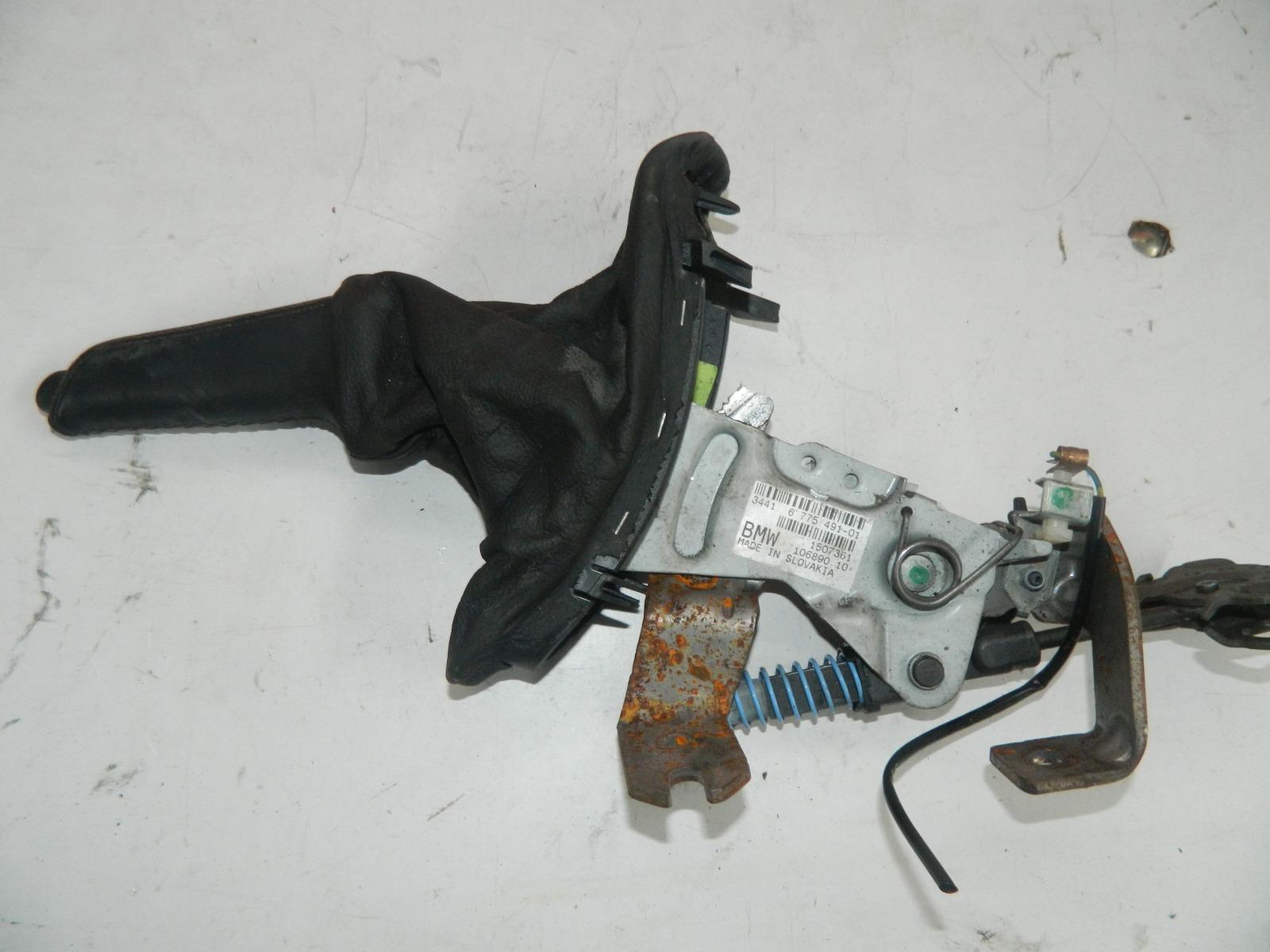 Рычаг стояночного тормоза Bmw 530I E61 (б/у)