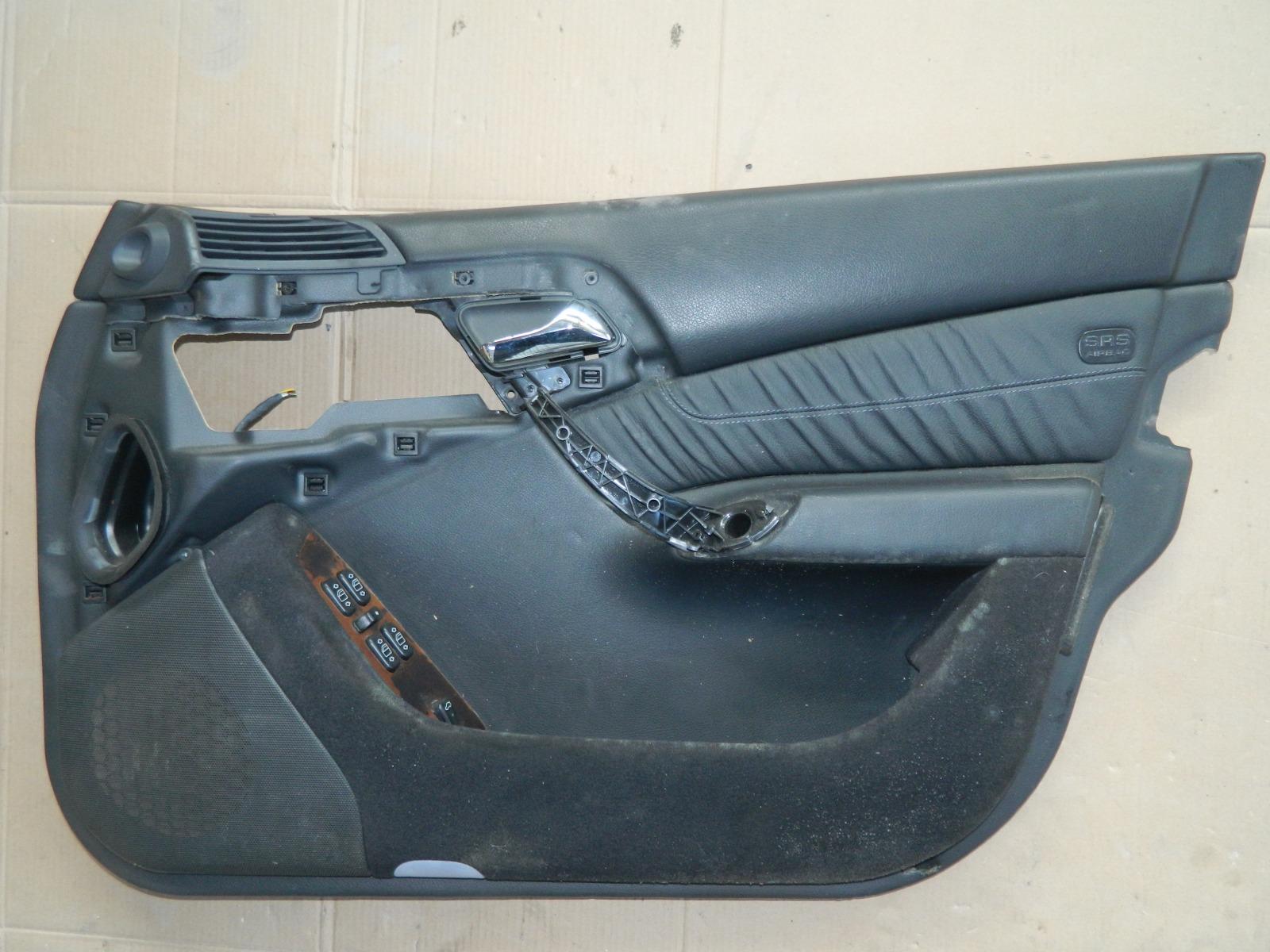 Карта двери Mercedes-Benz S50 передняя правая (б/у)