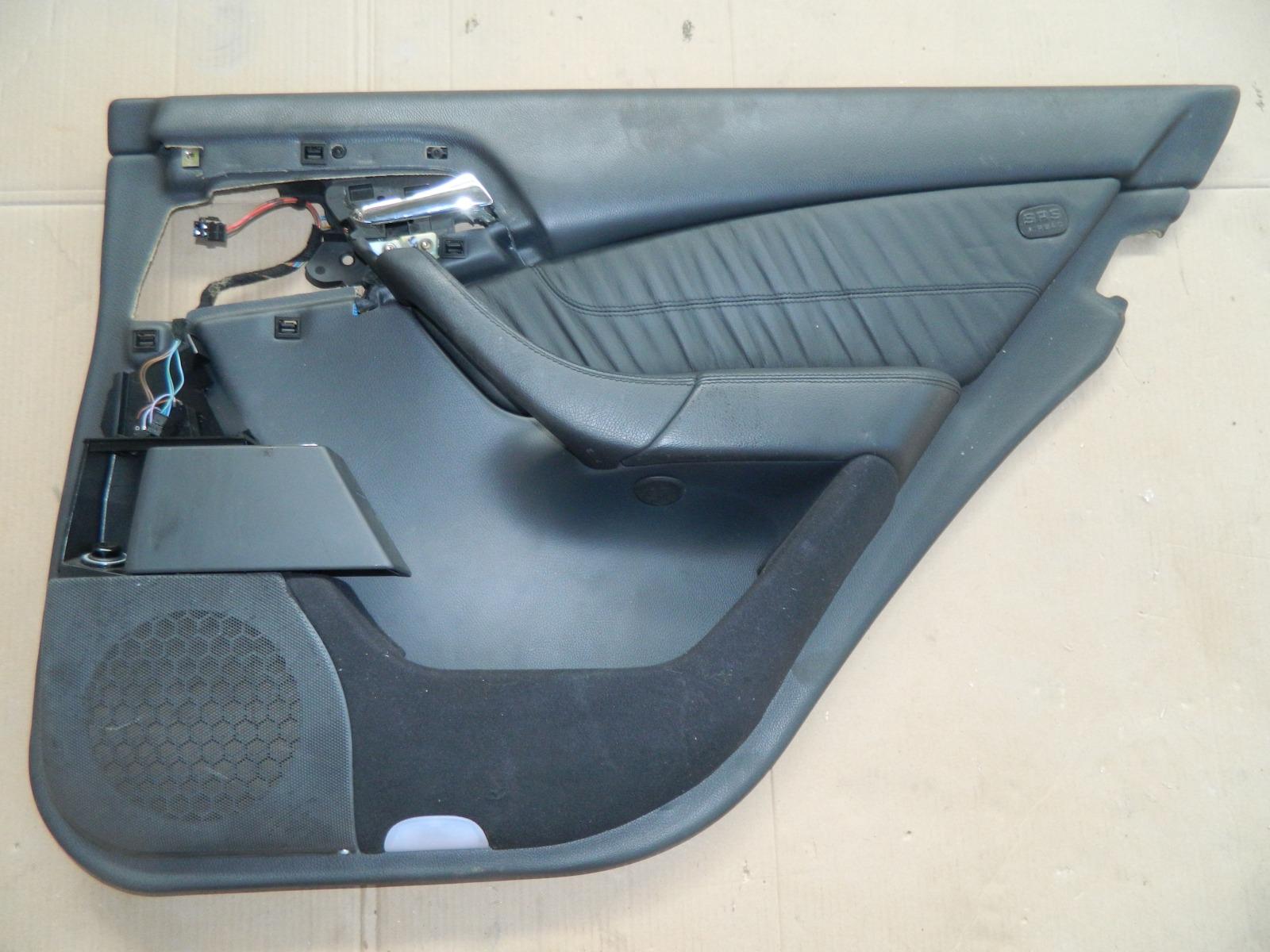 Карта двери Mercedes-Benz S500 W220 задняя правая (б/у)