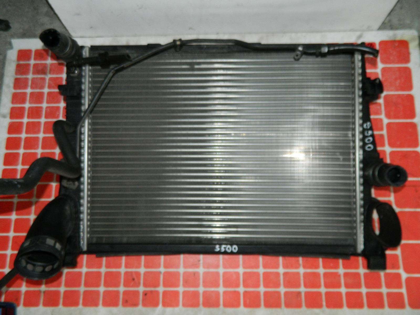 Радиатор двс Mercedes-Benz S500 W220 (б/у)