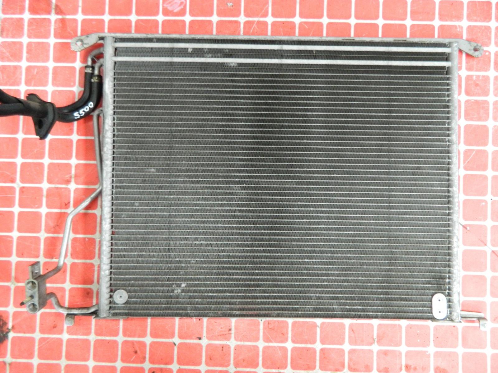 Радиатор кондиционера Mercedes-Benz S500 W220 (б/у)