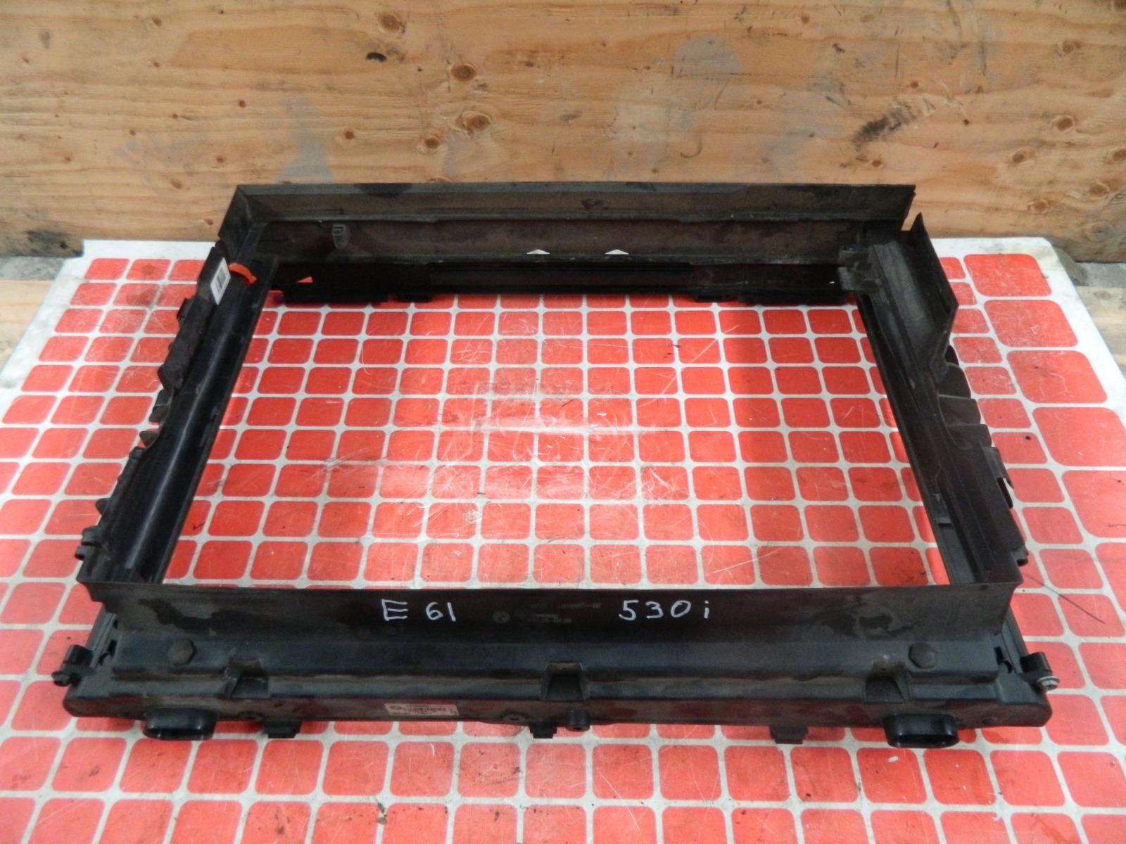 Диффузор радиатора Bmw 530I E61 (б/у)