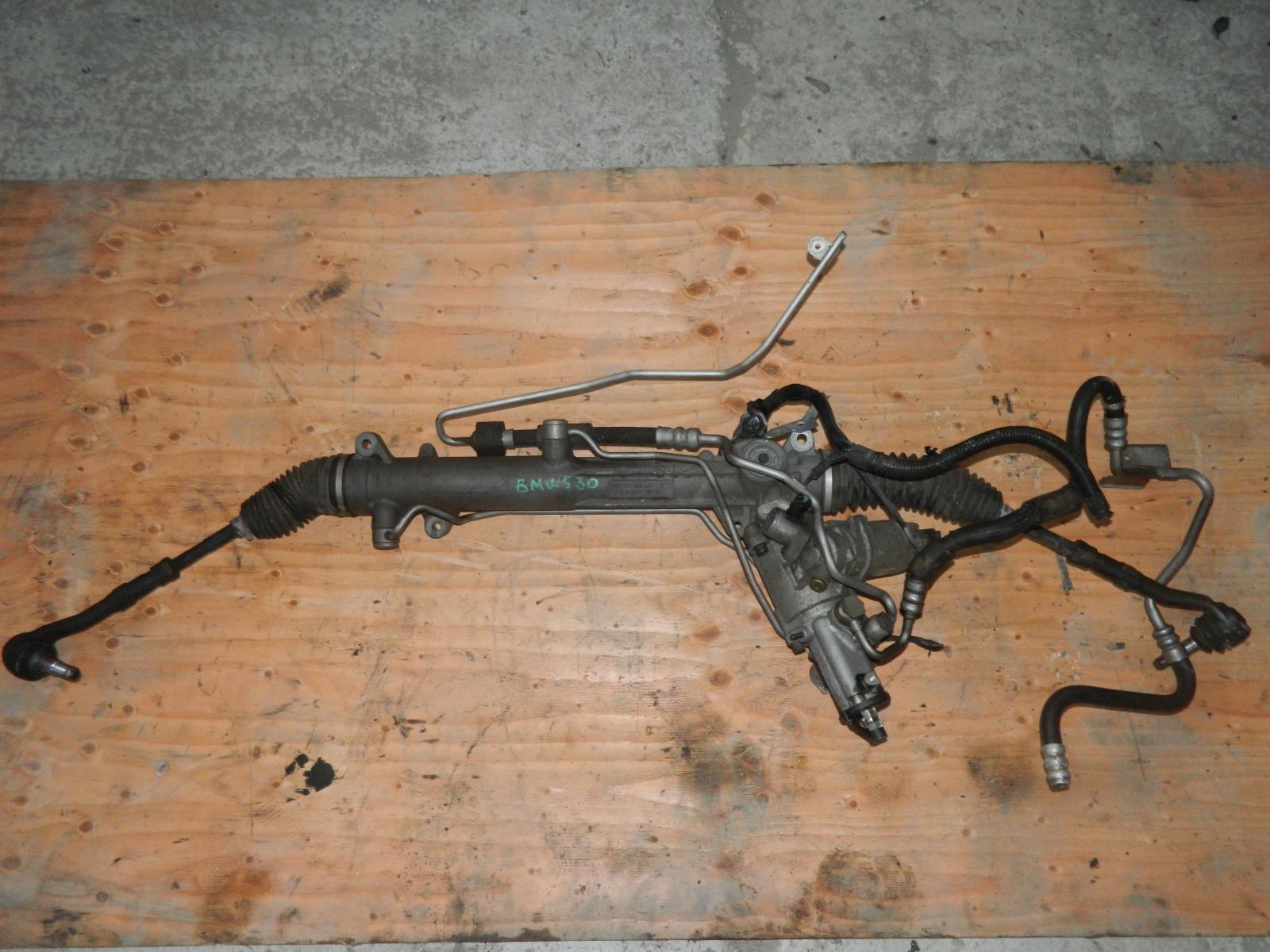 Рулевая рейка Bmw 530I E61 (б/у)