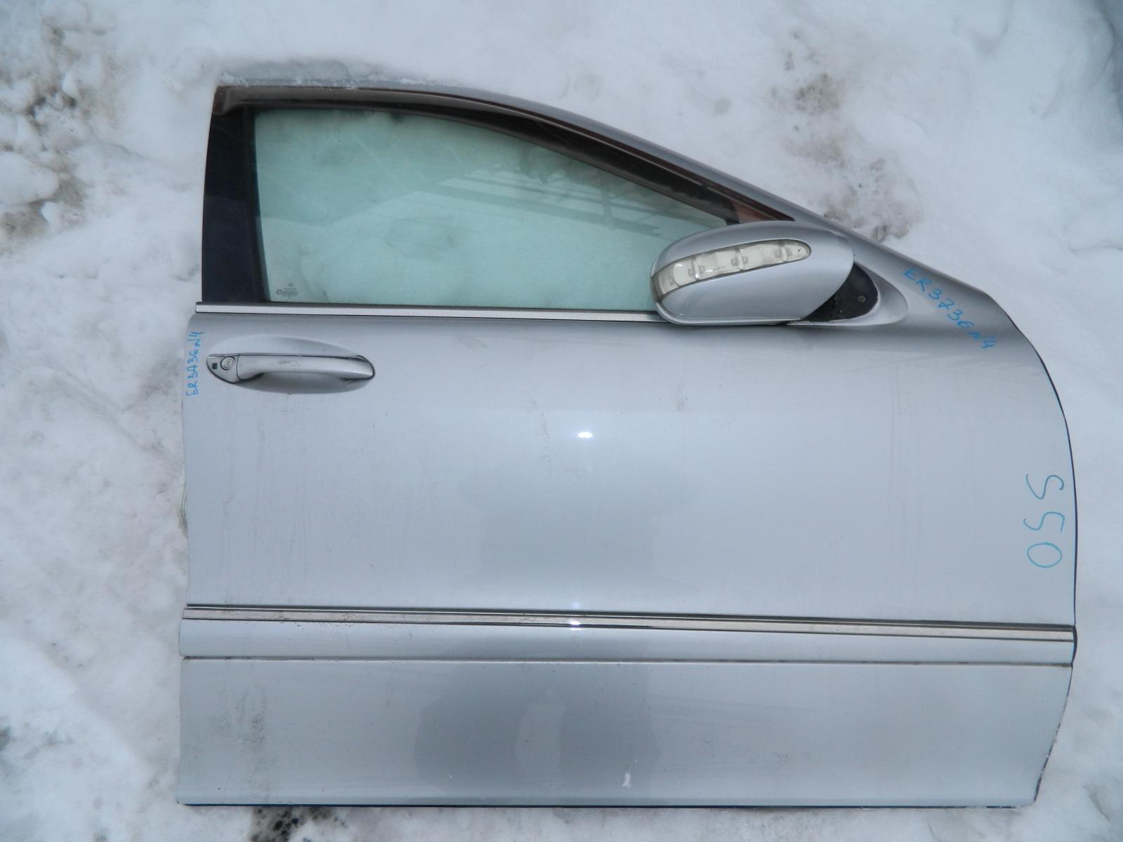 Зеркало Mercedes-Benz S50 W220 правое (б/у)