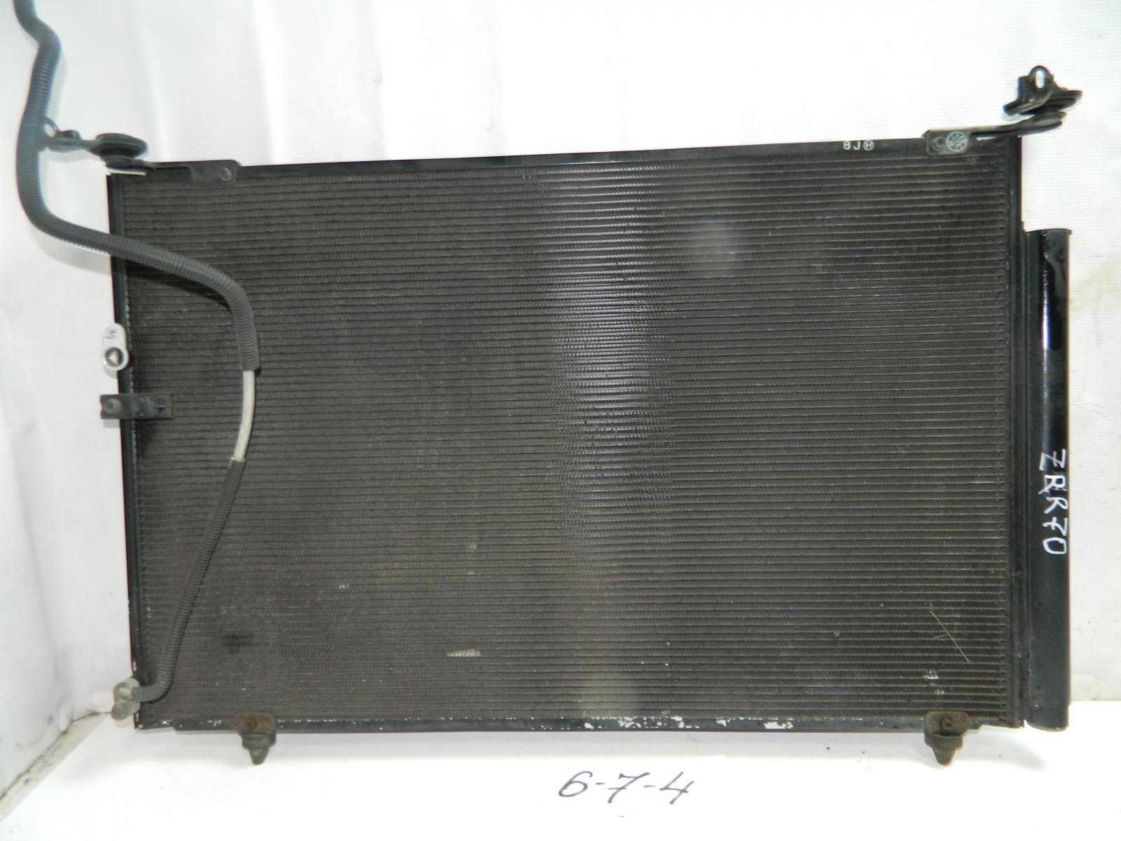 Радиатор кондиционера Toyota Noah ZRR70 (б/у)