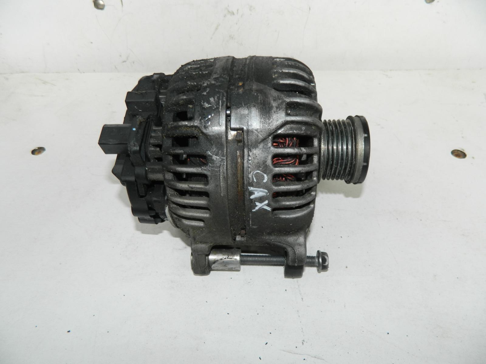 Генератор Volkswagen Golf 6 5K1 CAX (б/у)