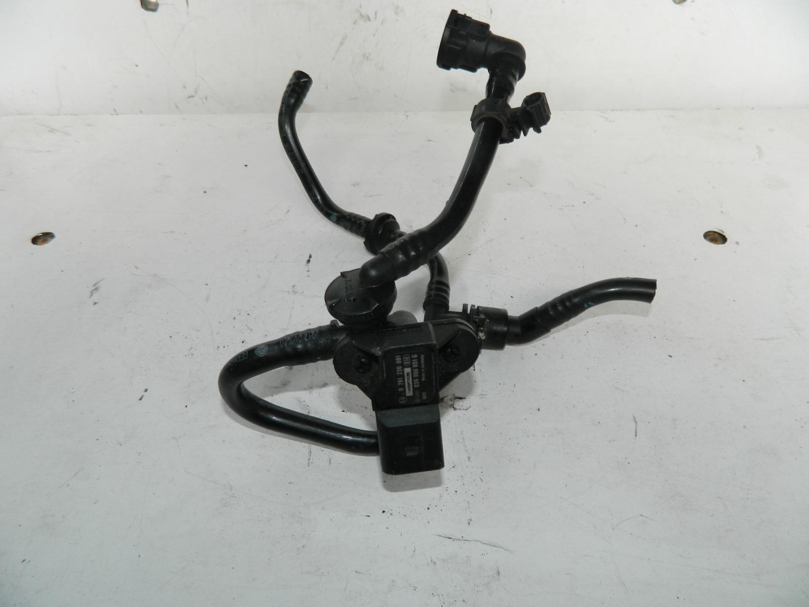 Датчик давления впускного коллектора Volkswagen Golf 6 5K1 CAX (б/у)