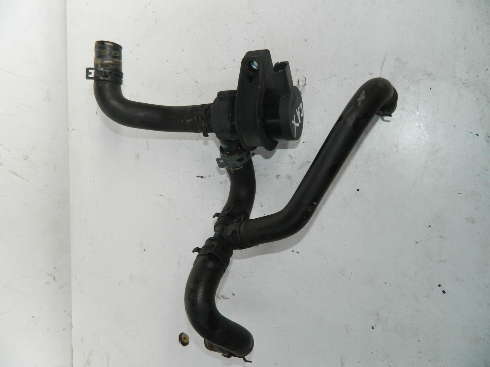 Помпа водяная дополнительная Volkswagen Golf 6 5K1 CAX (б/у)