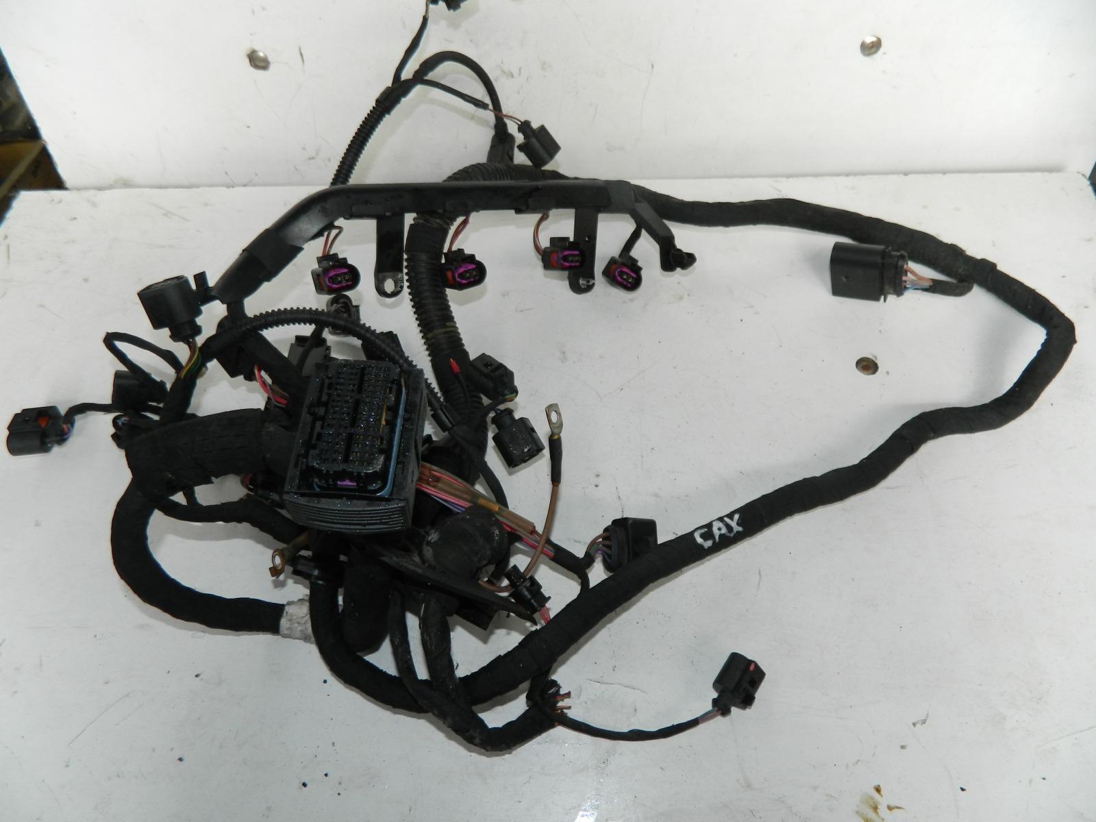 Жгут проводов Volkswagen Golf 6 5K1 CAX (б/у)