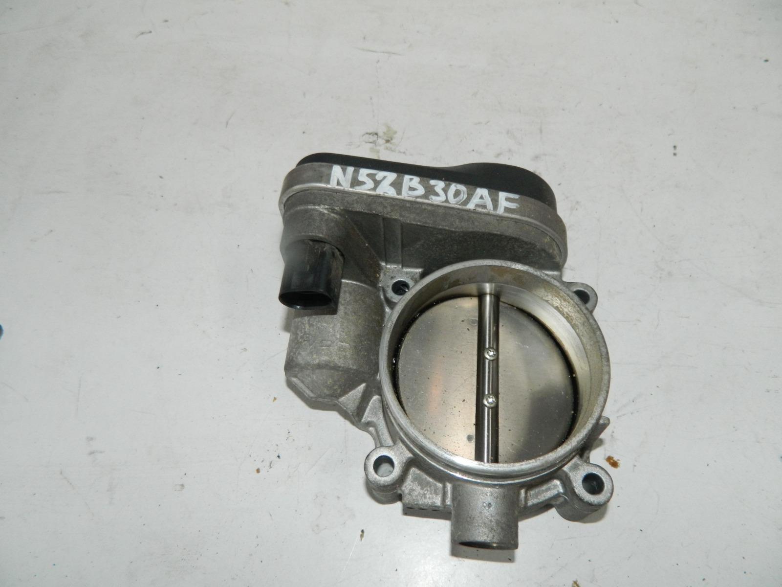 Дроссельная заслонка Bmw 530I E61 N52B30AF (б/у)