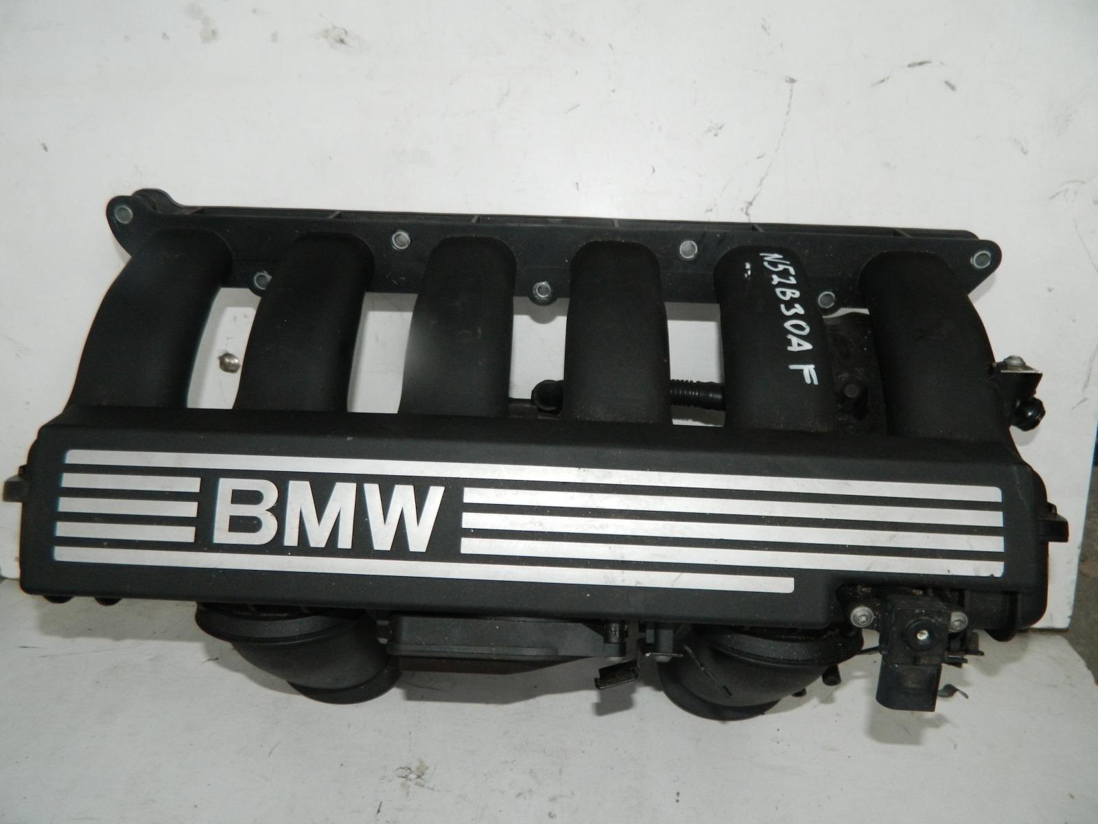 Коллектор впускной Bmw 530I E61 N52B30AF (б/у)