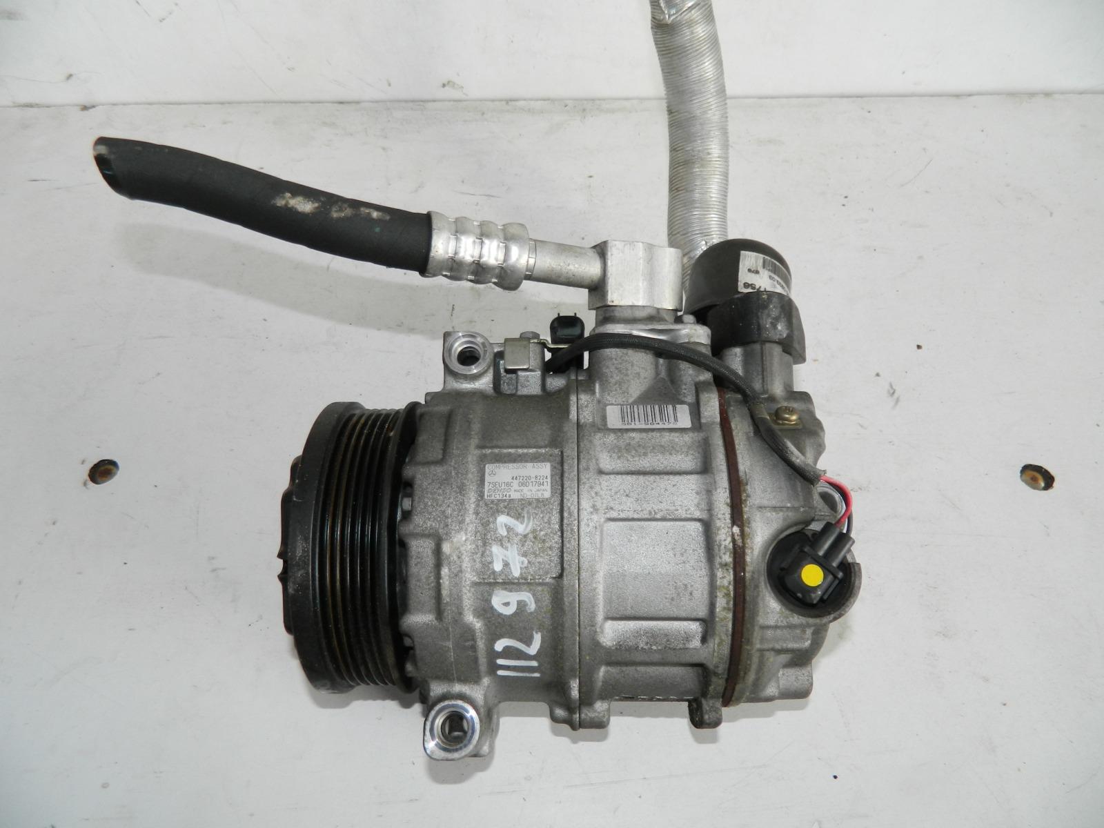 Компрессор кондиционера Mercedes-Benz S500 W220 112972 (б/у)