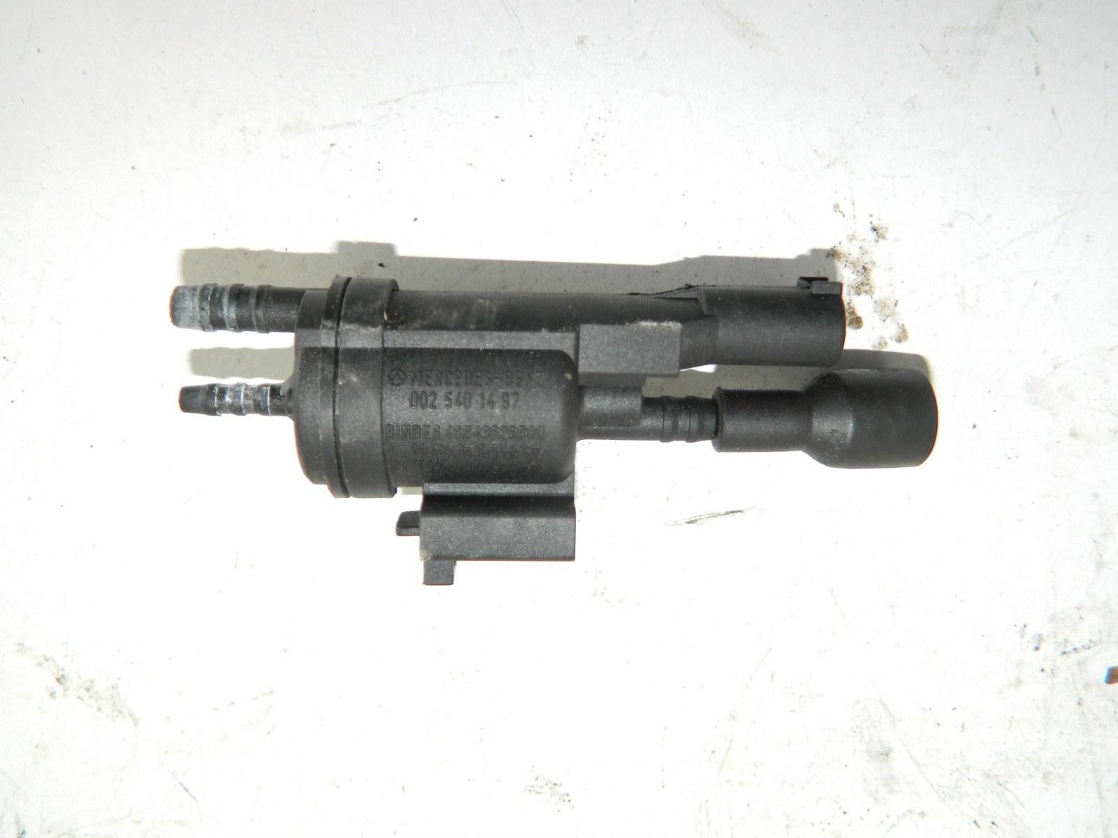 Электромагнитный клапан Mercedes-Benz S500 W220 112972 (б/у)