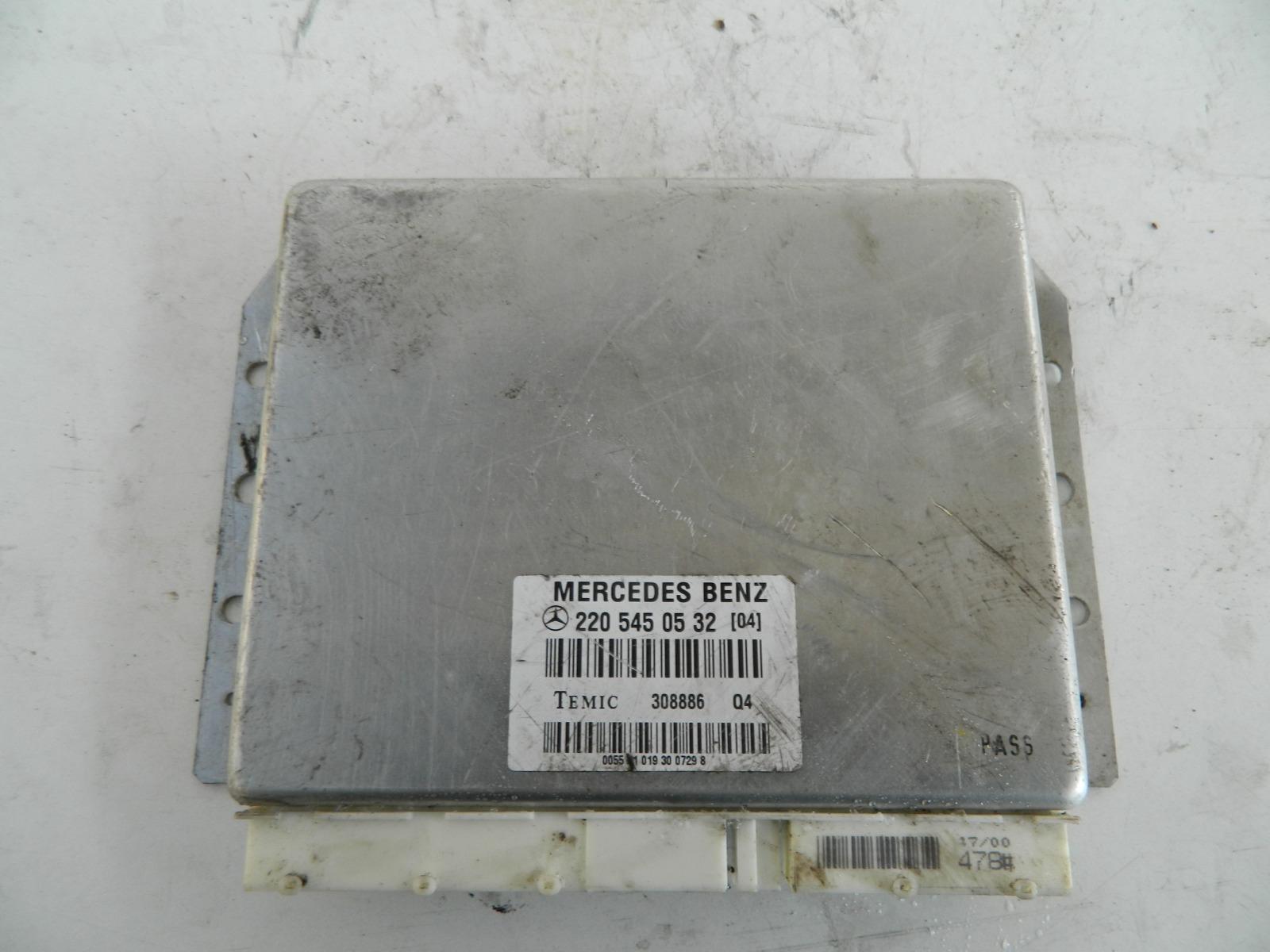 Блок управления пневмо-подвеской Mercedes-Benz S50 W220 112944 (б/у)