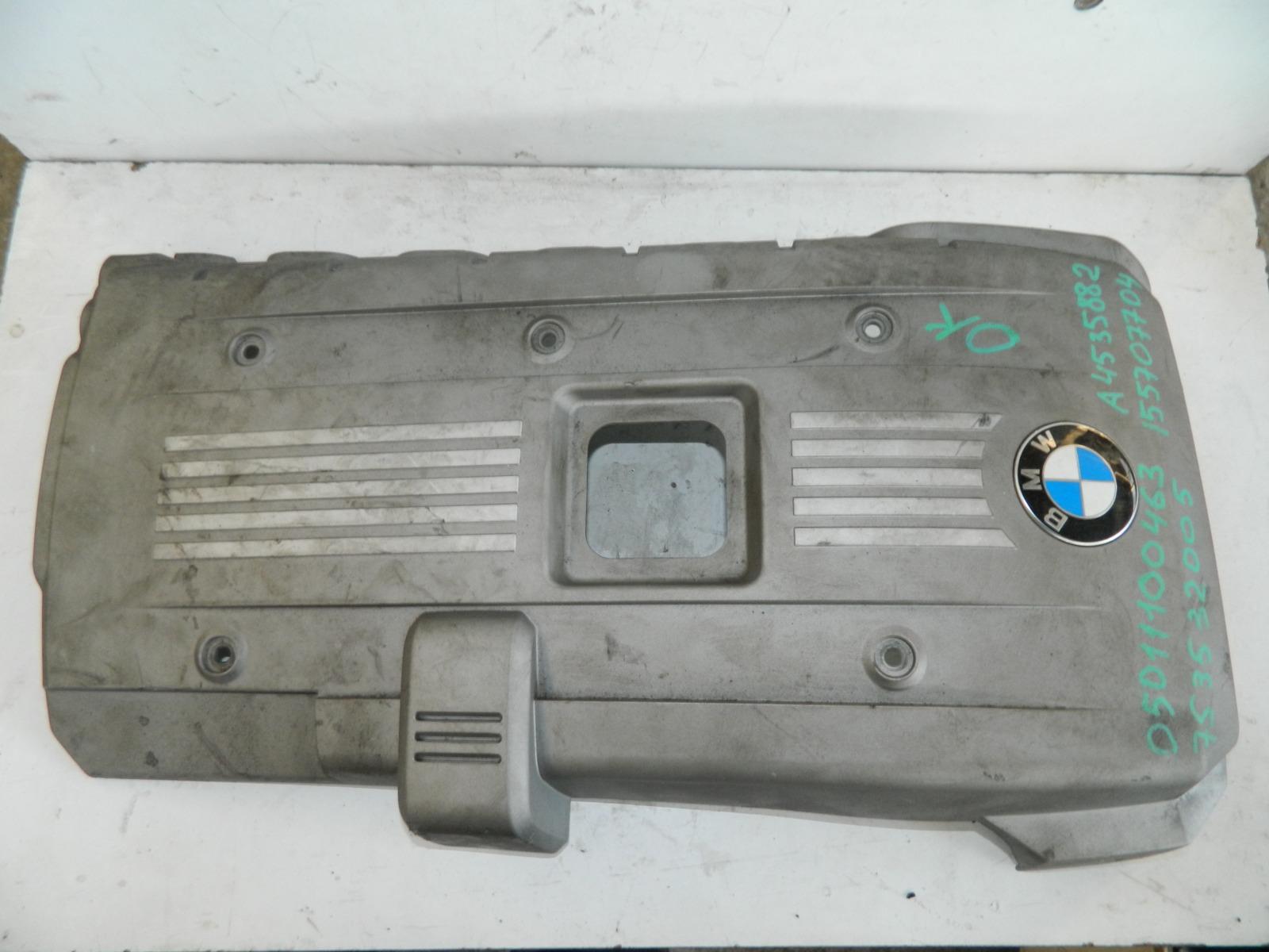 Крышка двс декоративная Bmw 530I E61 N52B30AF (б/у)