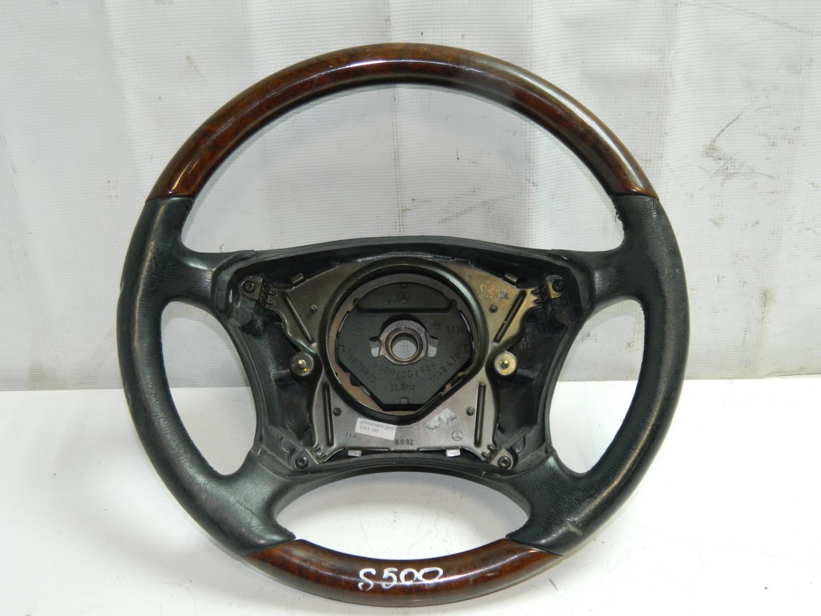 Руль Mercedes-Benz S500 W220 (б/у)