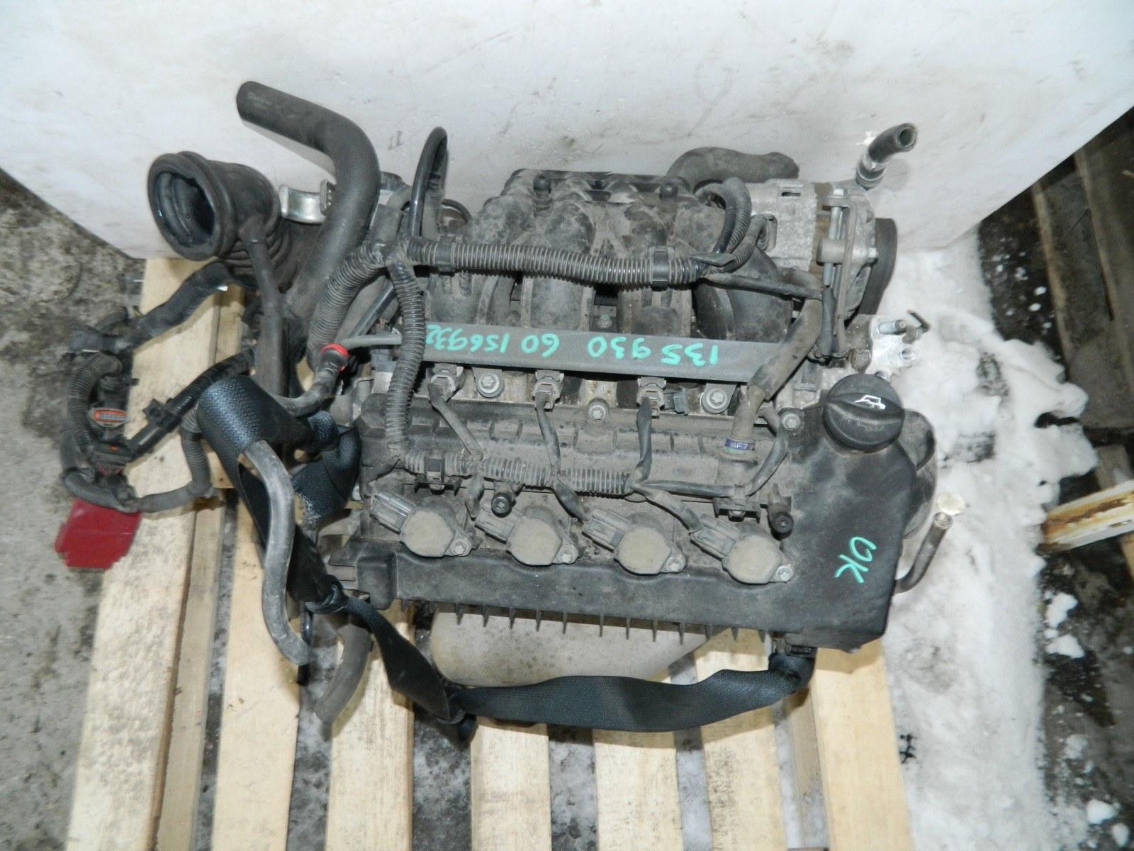 Двигатель Smart 135930 (б/у)