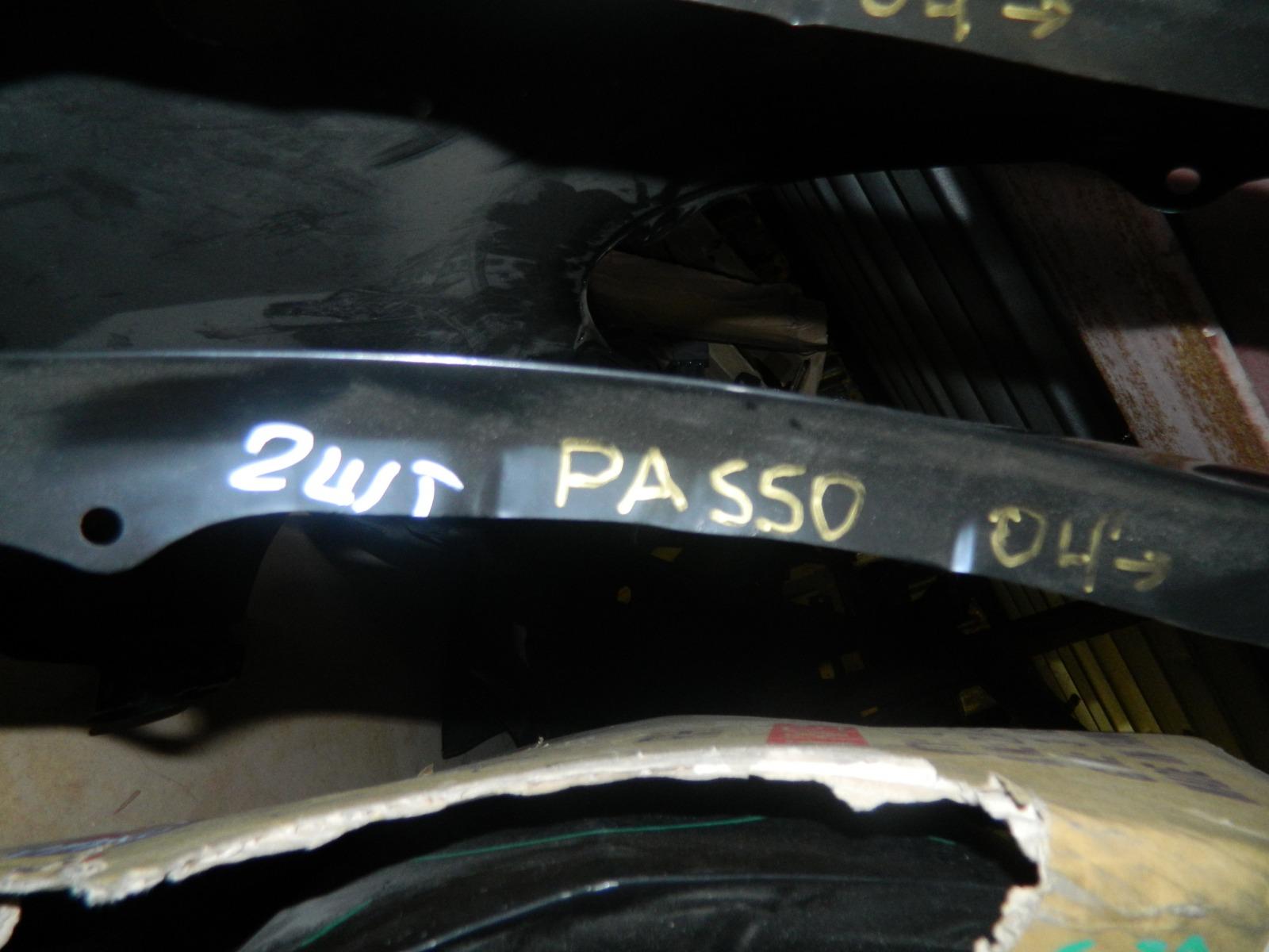 Крыло Toyota Passo 2004 правое