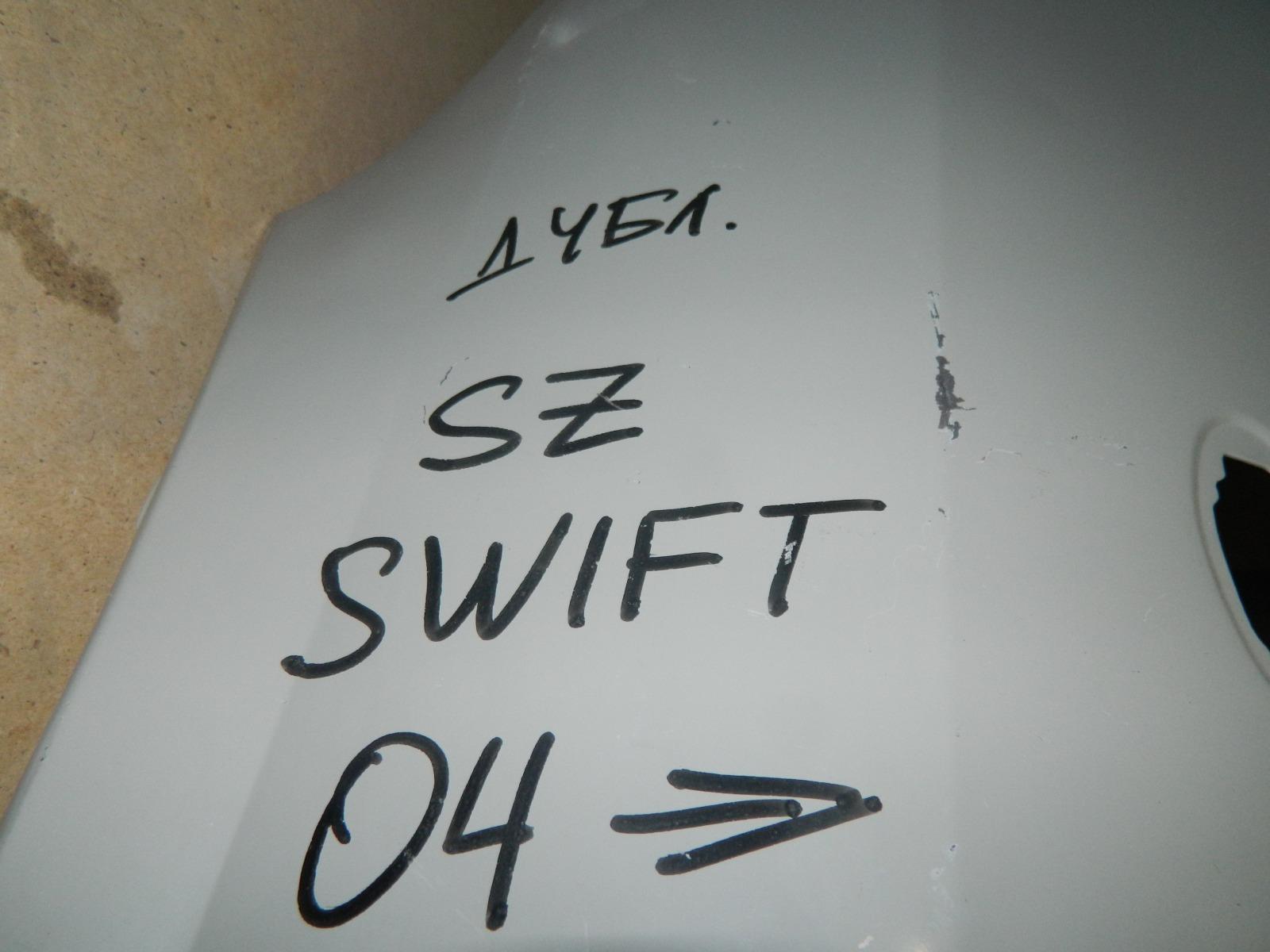 Крыло Suzuki Swift 2004 правое